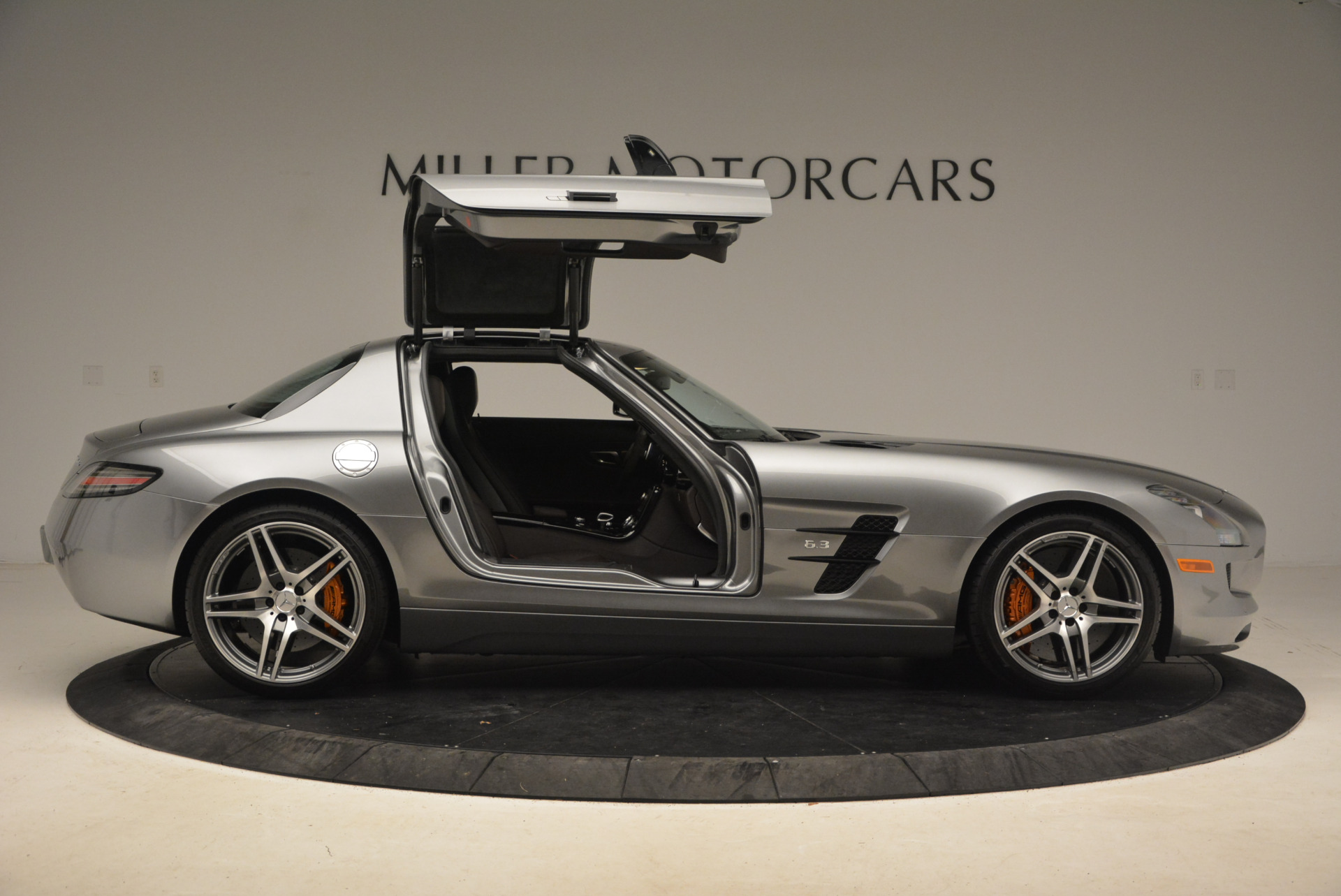 Used 2014 Mercedes-Benz SLS AMG GT For Sale In Greenwich, CT 1694_p12