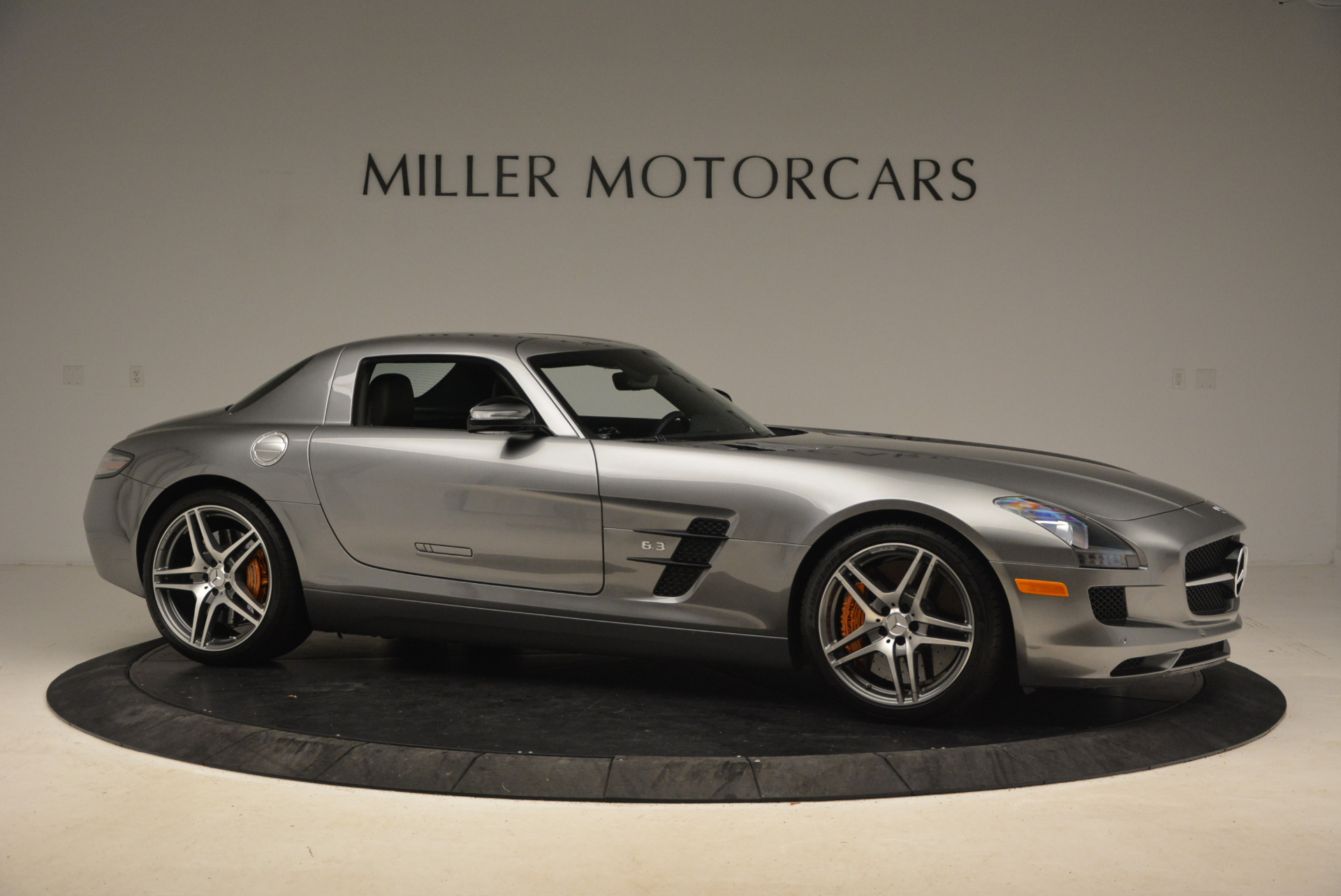 Used 2014 Mercedes-Benz SLS AMG GT For Sale In Greenwich, CT 1694_p13