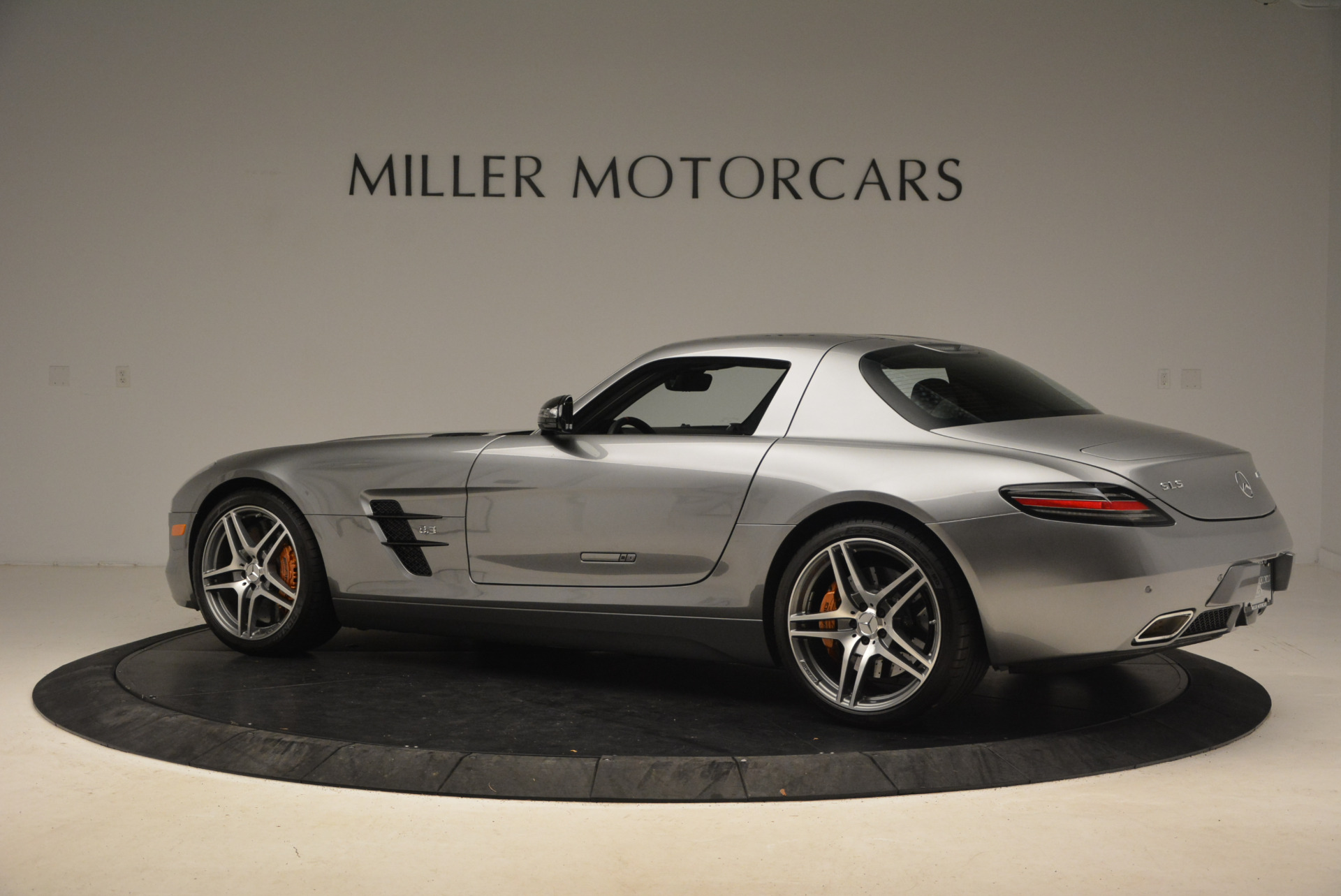 Used 2014 Mercedes-Benz SLS AMG GT For Sale In Greenwich, CT 1694_p5
