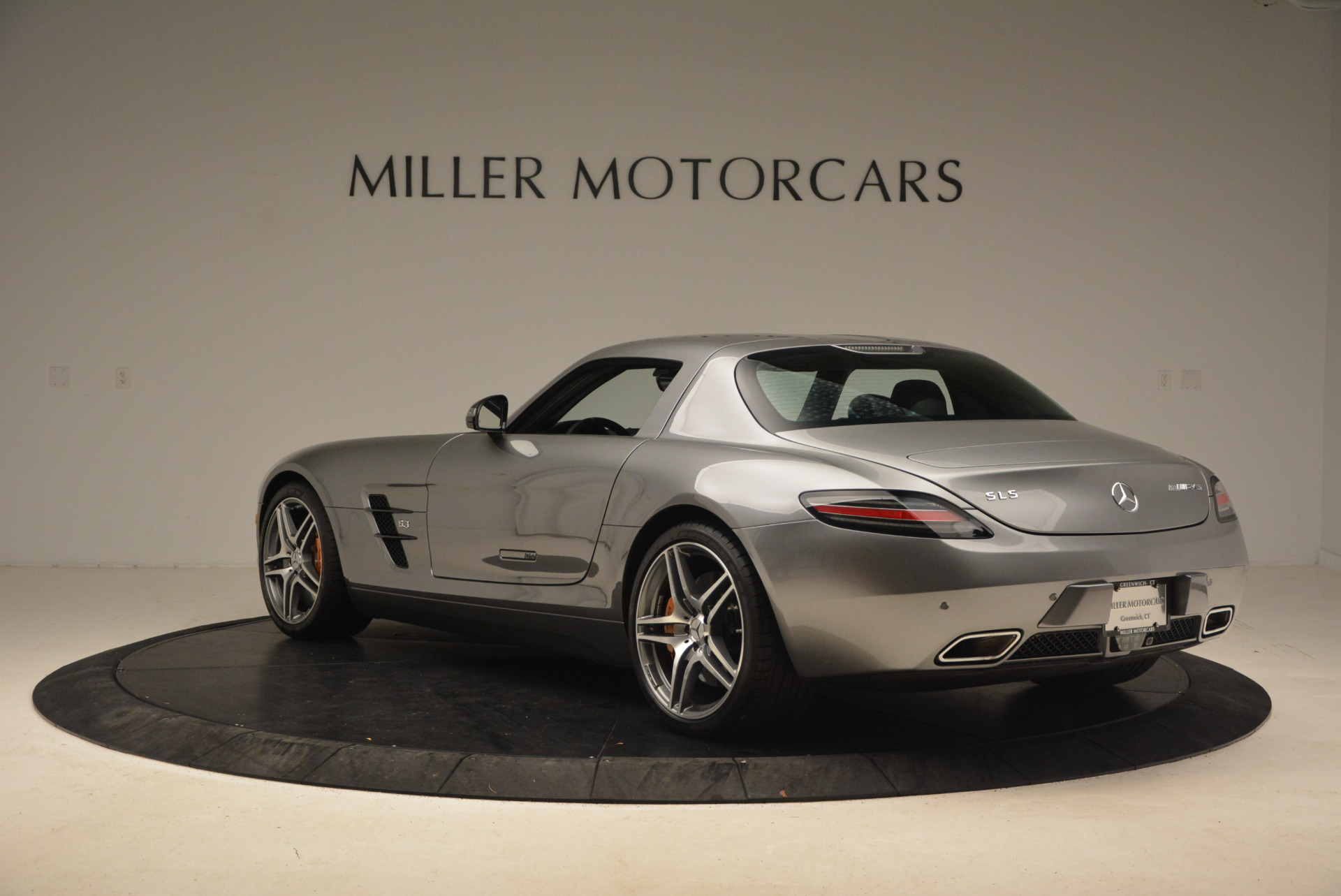Used 2014 Mercedes-Benz SLS AMG GT For Sale In Greenwich, CT 1694_p6