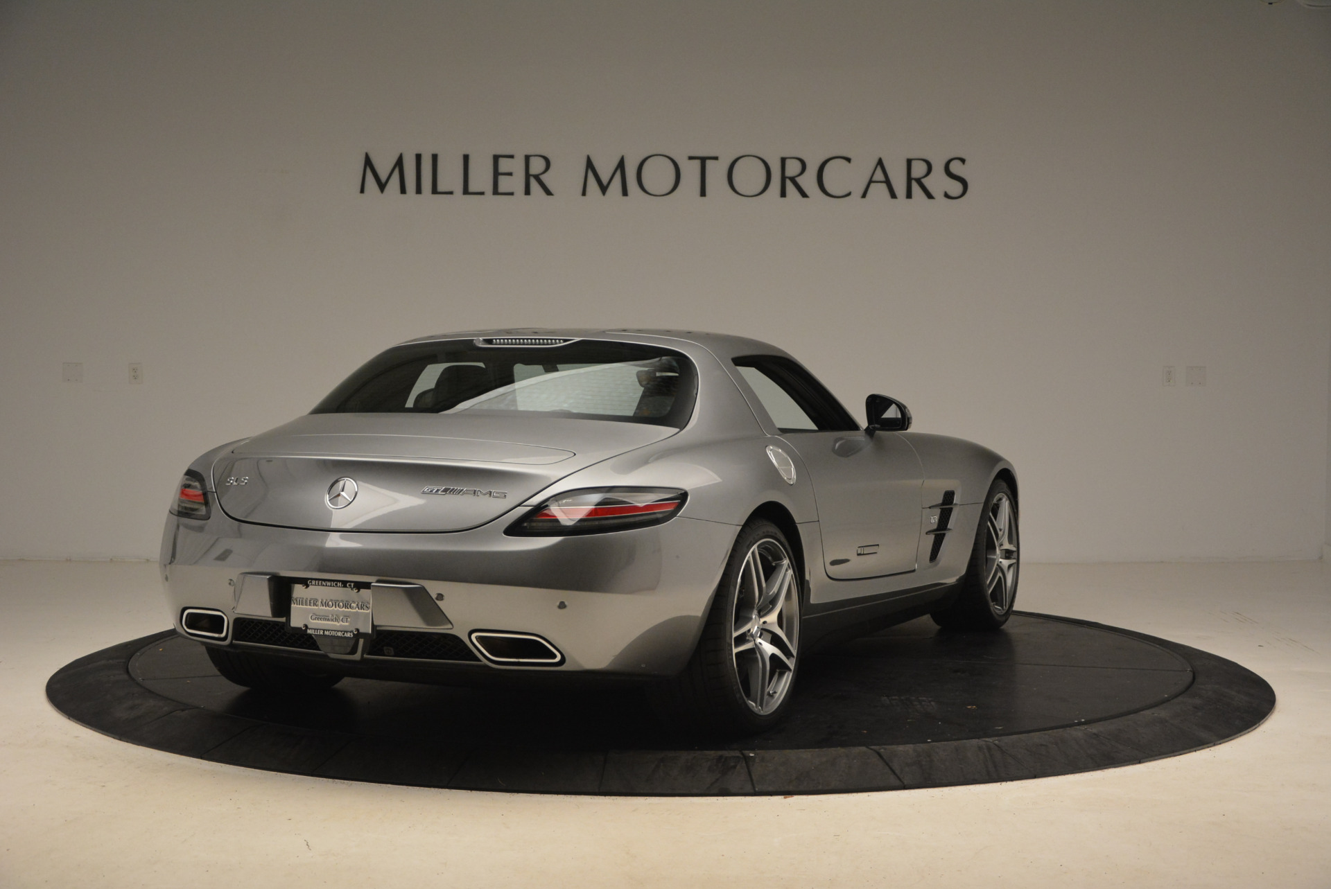 Used 2014 Mercedes-Benz SLS AMG GT For Sale In Greenwich, CT 1694_p9