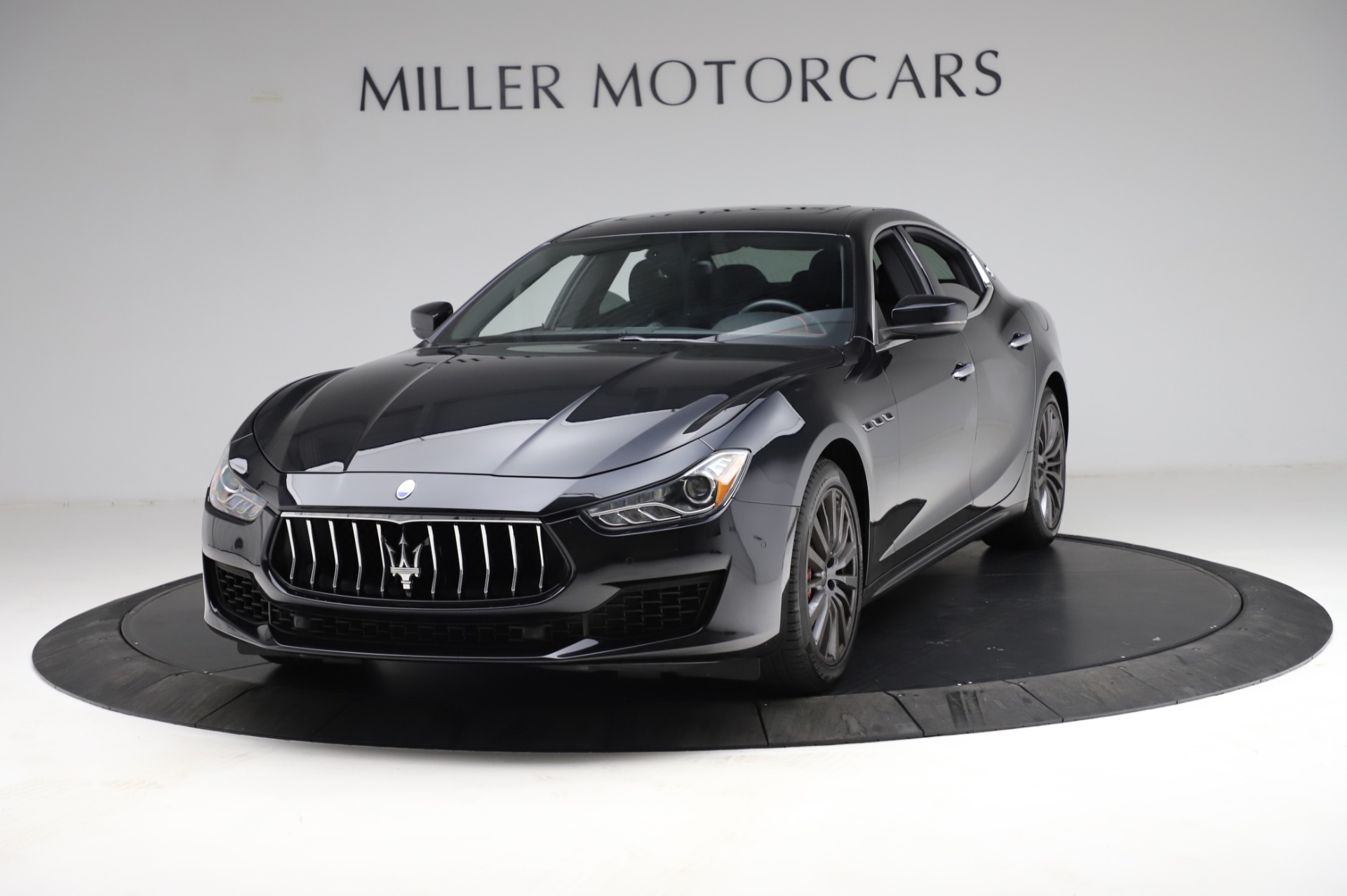 Used 2018 Maserati Ghibli S Q4 For Sale In Greenwich, CT 1698_main