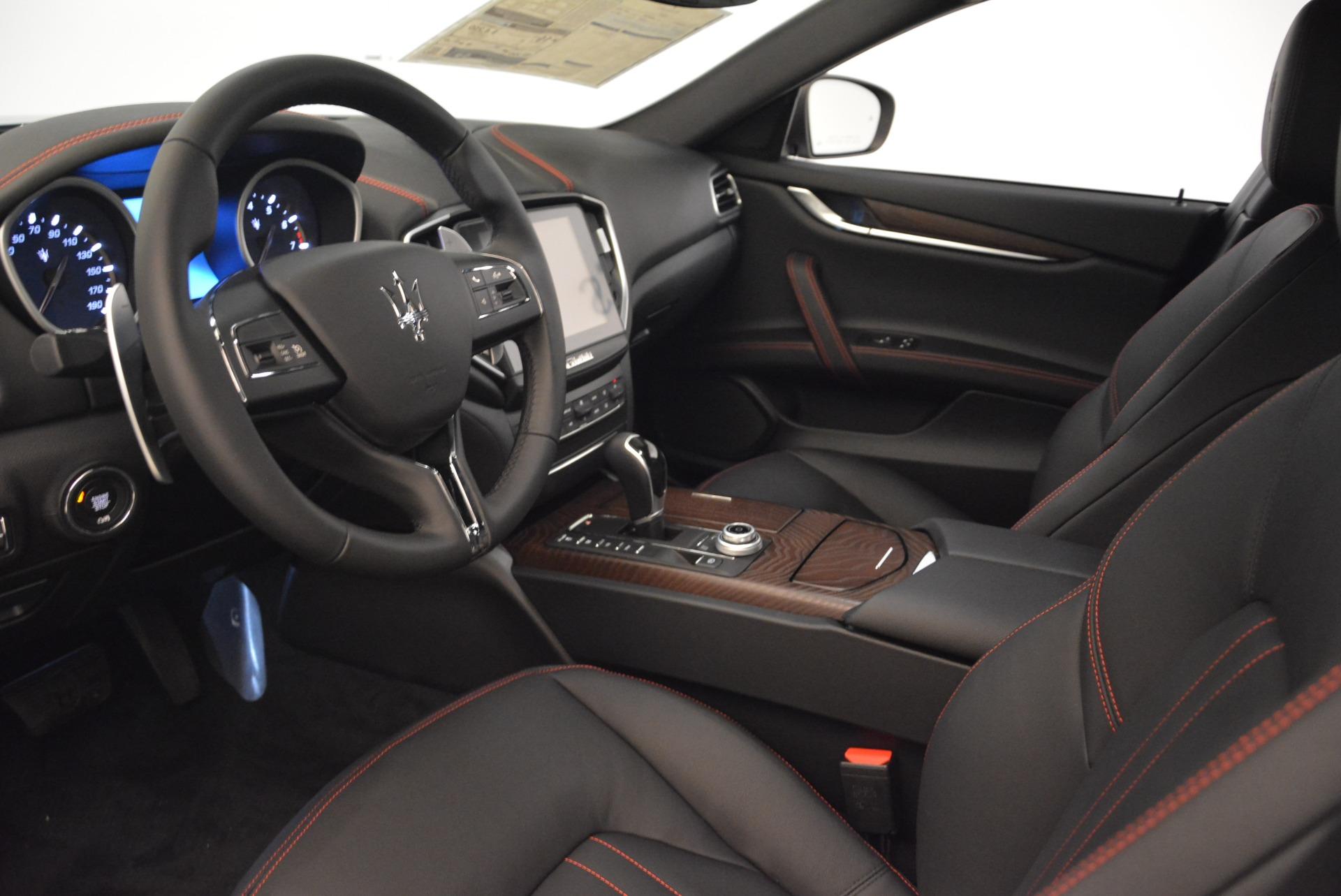New 2018 Maserati Ghibli S Q4 For Sale In Greenwich, CT 1699_p12