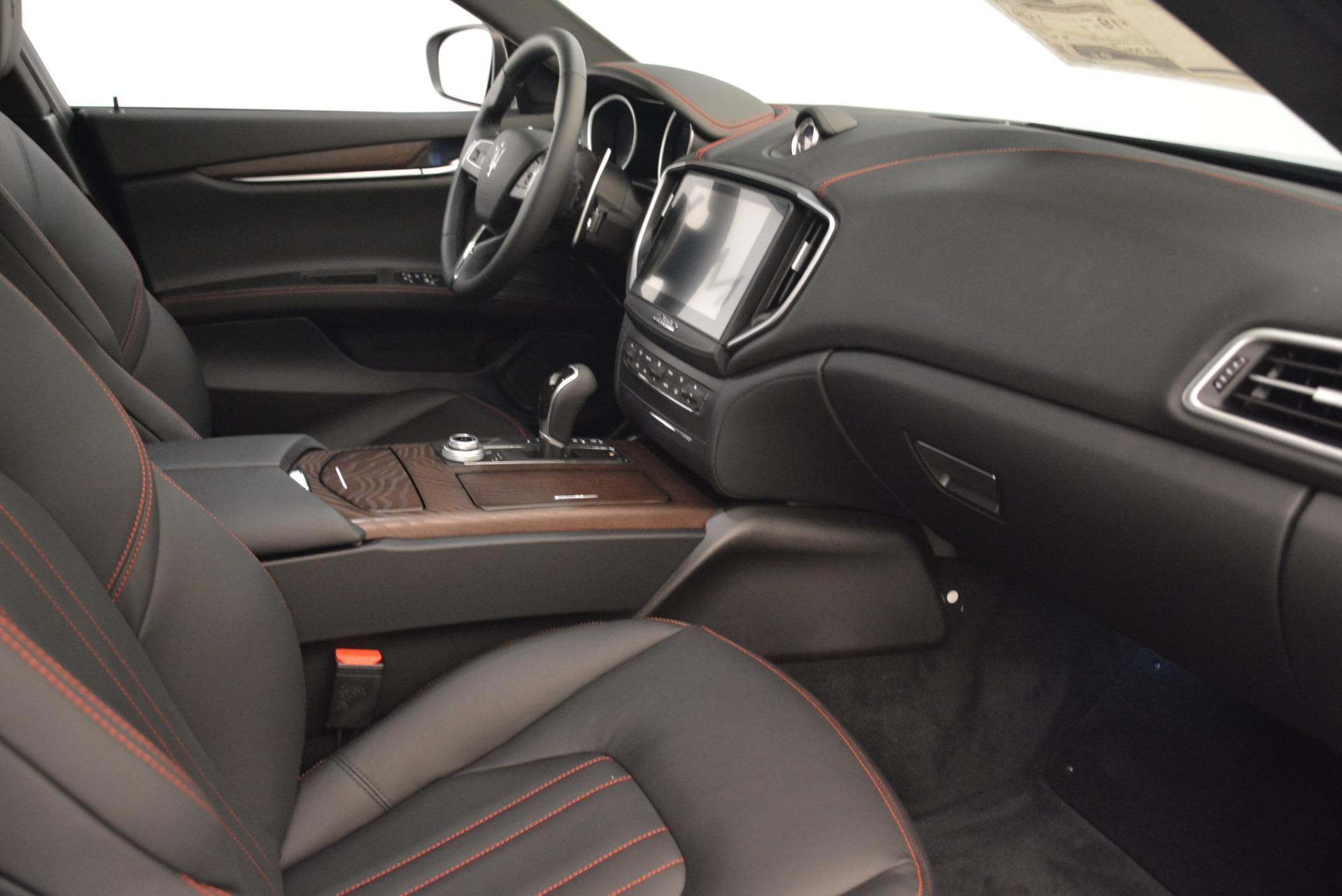 New 2018 Maserati Ghibli S Q4 For Sale In Greenwich, CT 1699_p20