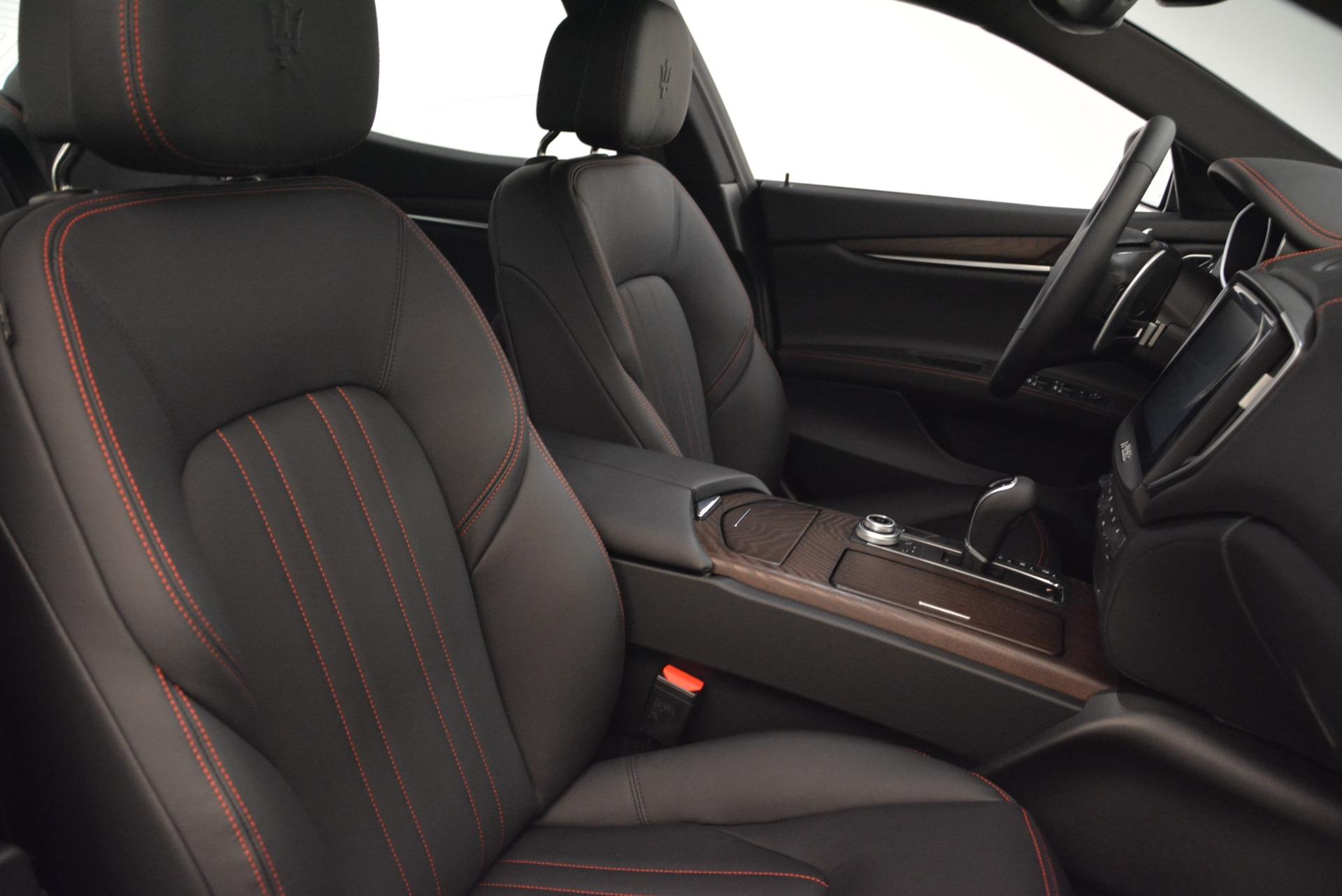 New 2018 Maserati Ghibli S Q4 For Sale In Greenwich, CT 1699_p22
