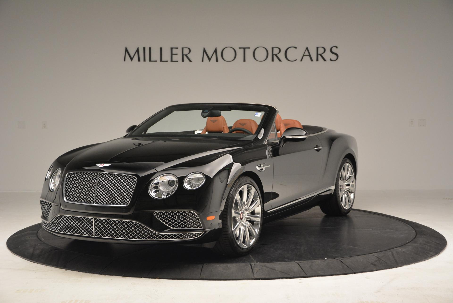 Used 2016 Bentley Continental GT V8 Convertible  For Sale In Greenwich, CT