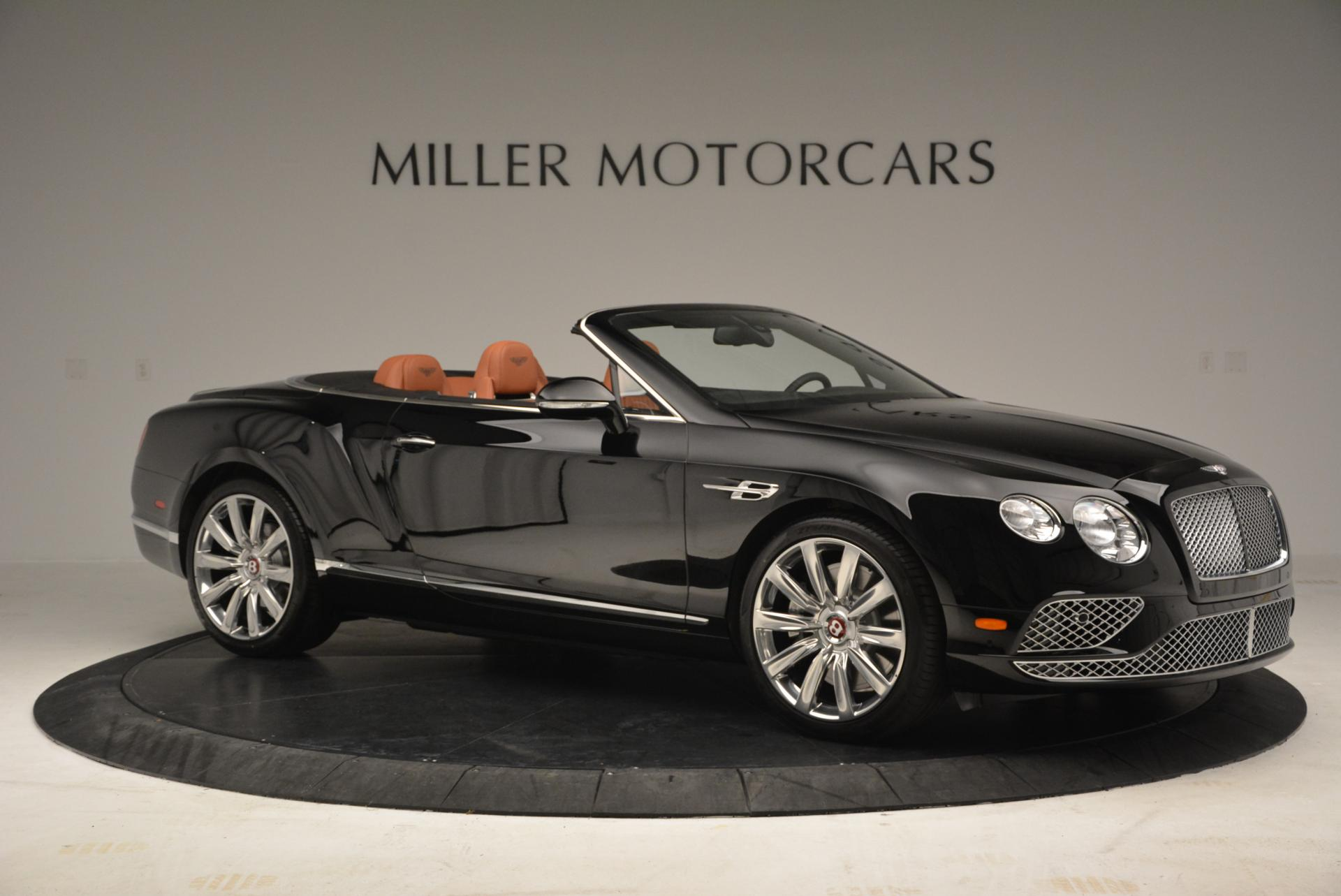 Used 2016 Bentley Continental GT V8 Convertible  For Sale In Greenwich, CT 17_p10