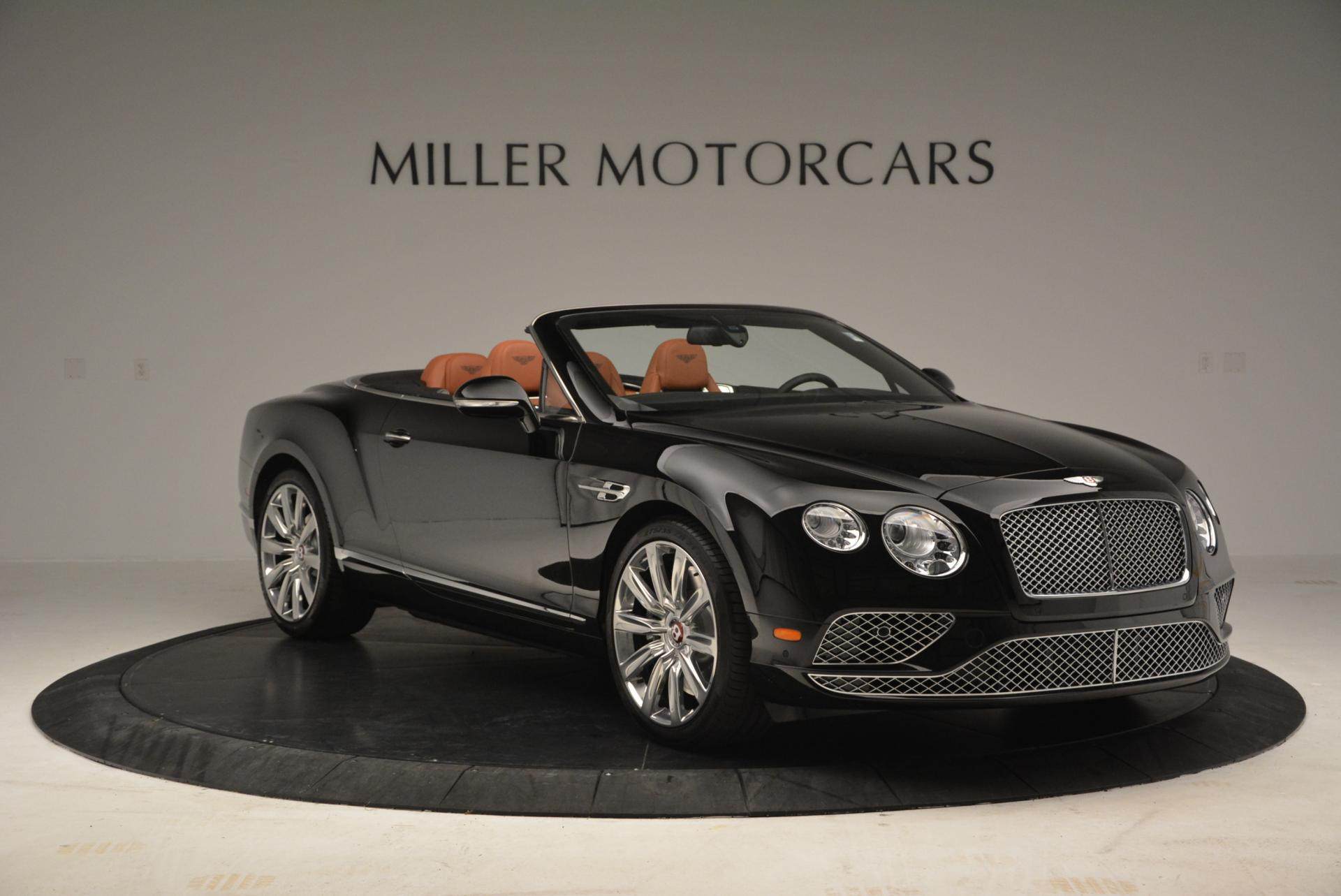 Used 2016 Bentley Continental GT V8 Convertible  For Sale In Greenwich, CT 17_p11
