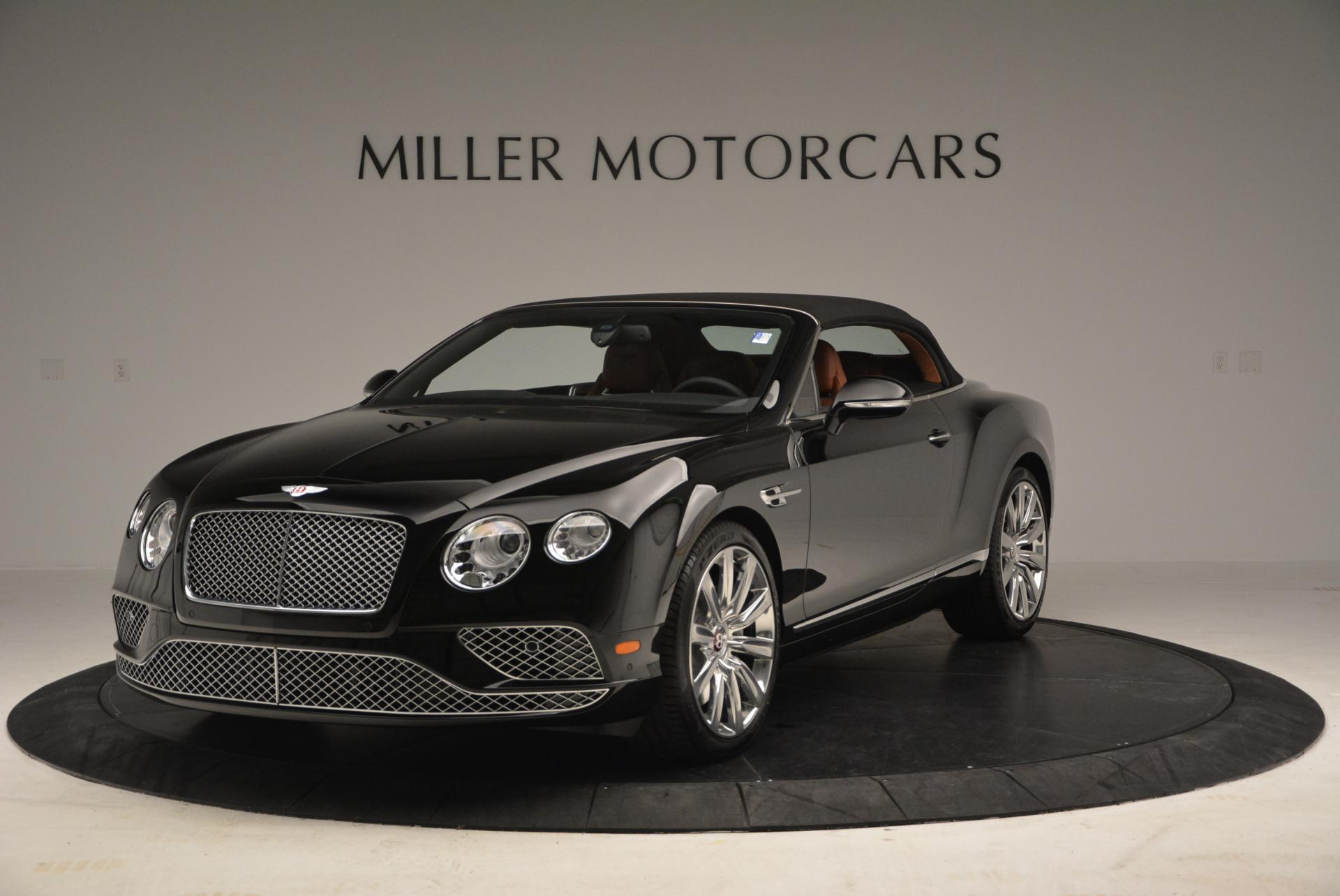 Used 2016 Bentley Continental GT V8 Convertible  For Sale In Greenwich, CT 17_p14