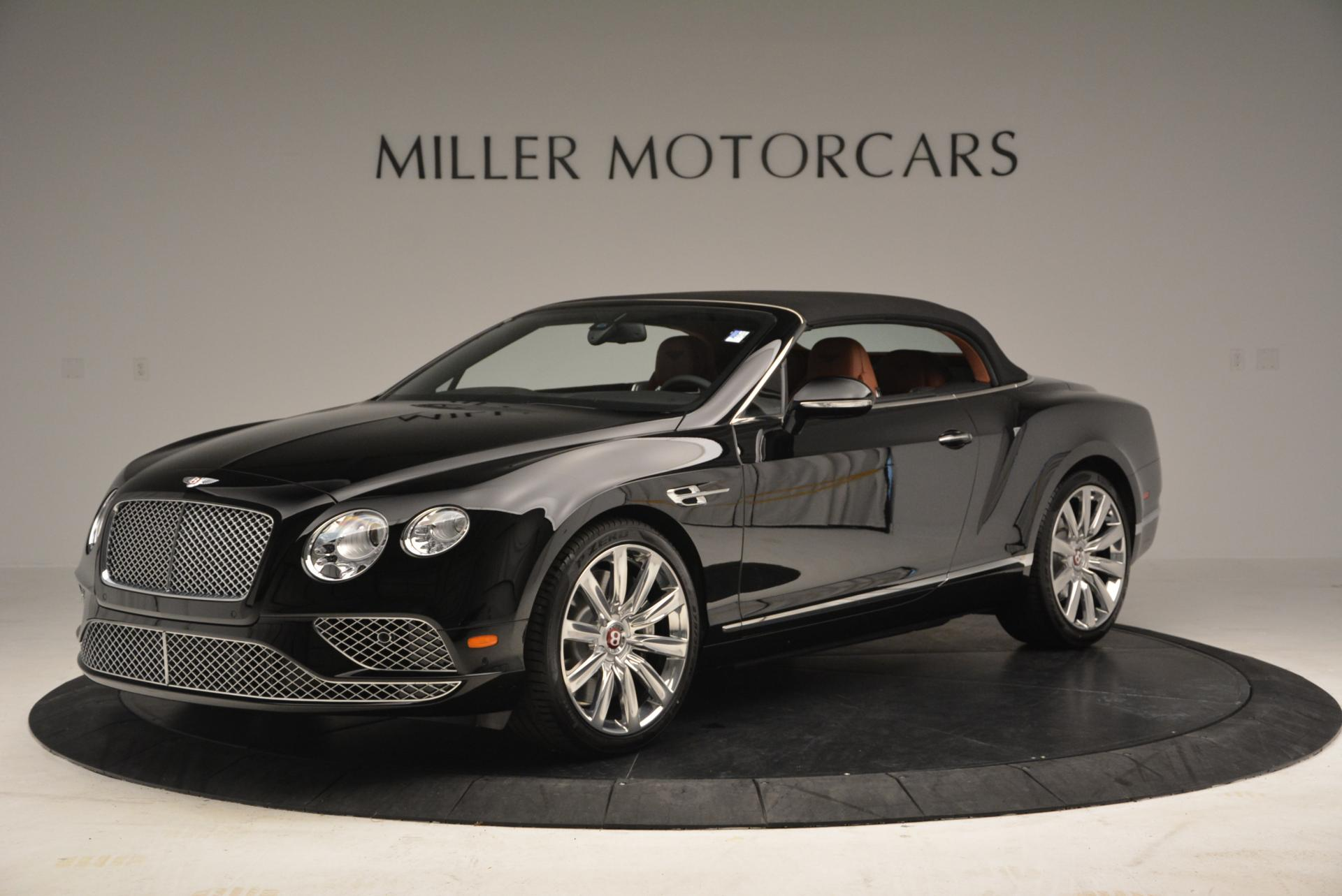 Used 2016 Bentley Continental GT V8 Convertible  For Sale In Greenwich, CT 17_p15