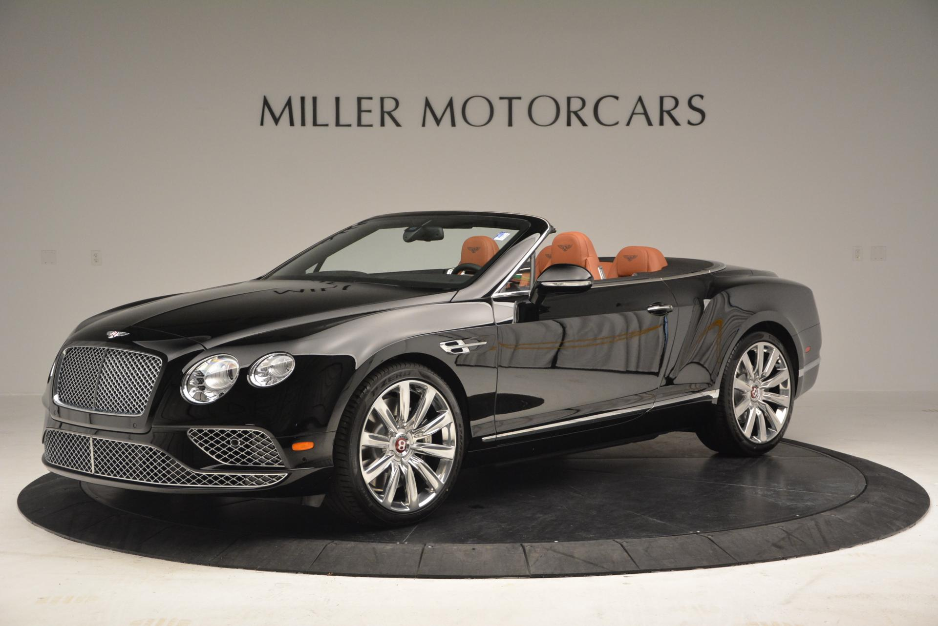 Used 2016 Bentley Continental GT V8 Convertible  For Sale In Greenwich, CT 17_p2