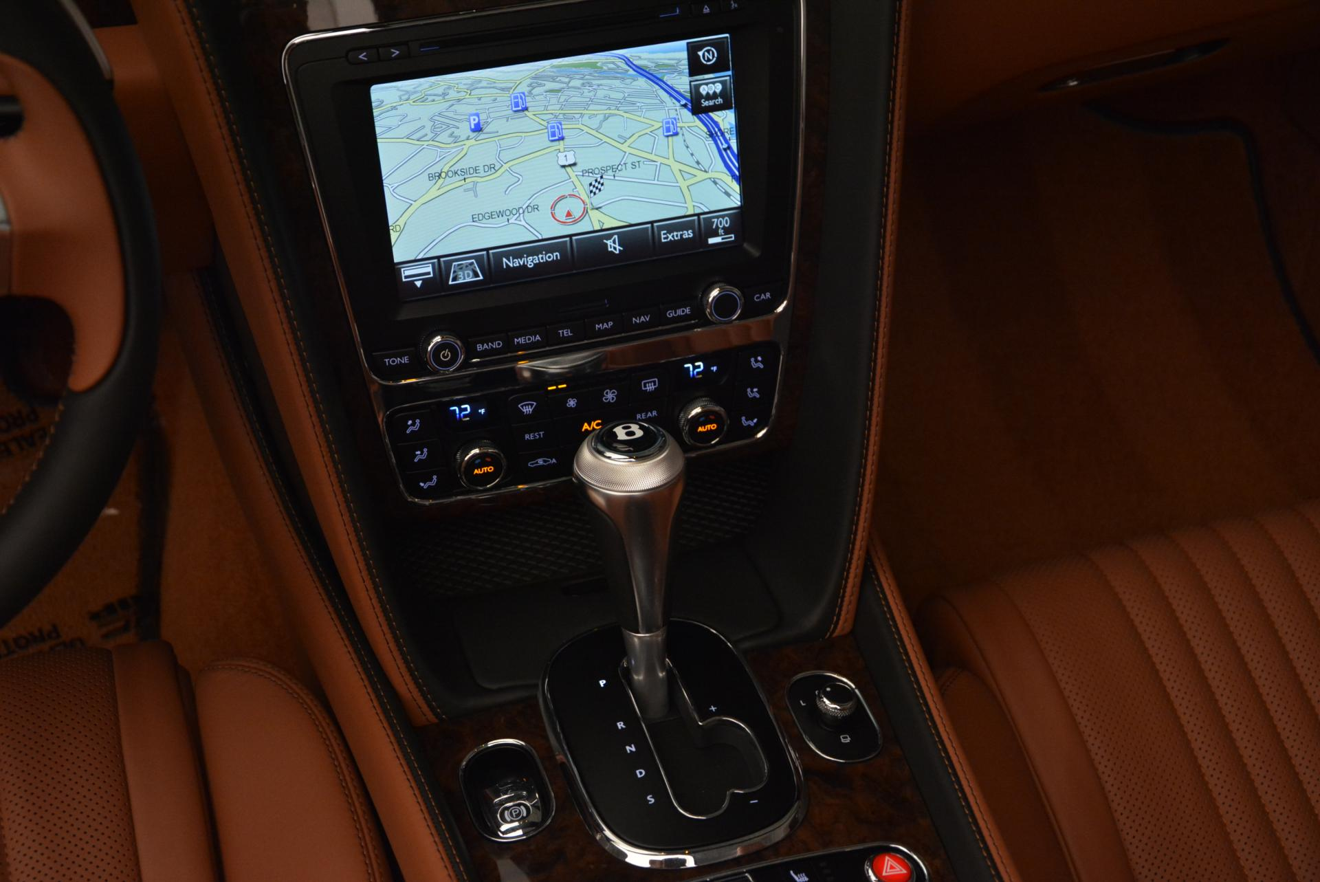 Used 2016 Bentley Continental GT V8 Convertible  For Sale In Greenwich, CT 17_p41