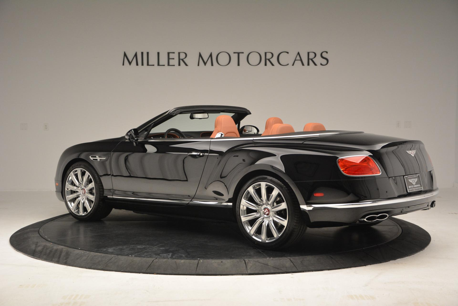 Used 2016 Bentley Continental GT V8 Convertible  For Sale In Greenwich, CT 17_p4