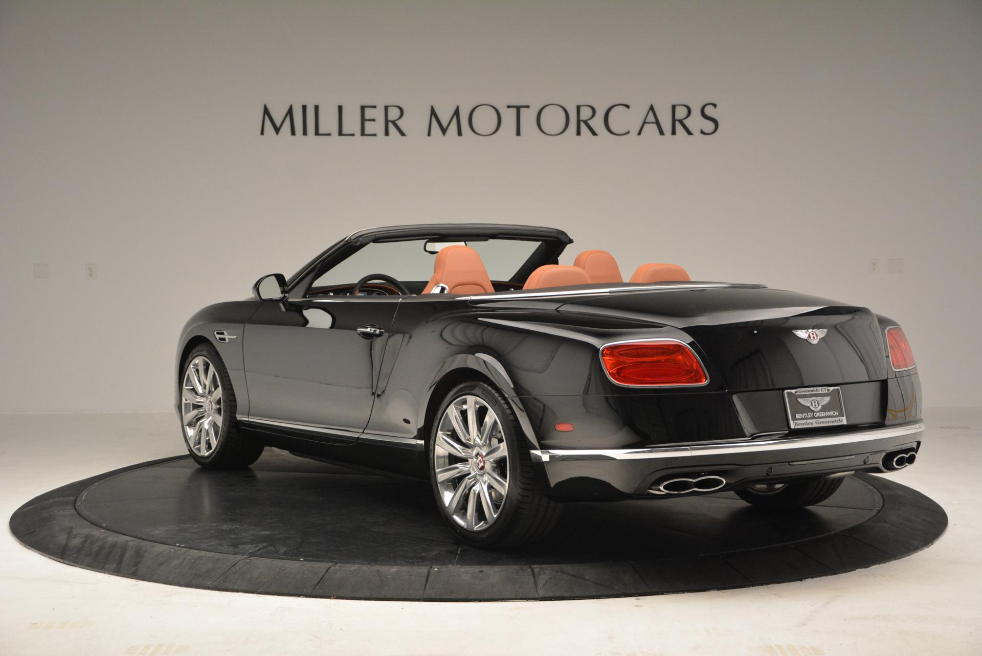 Used 2016 Bentley Continental GT V8 Convertible  For Sale In Greenwich, CT 17_p5