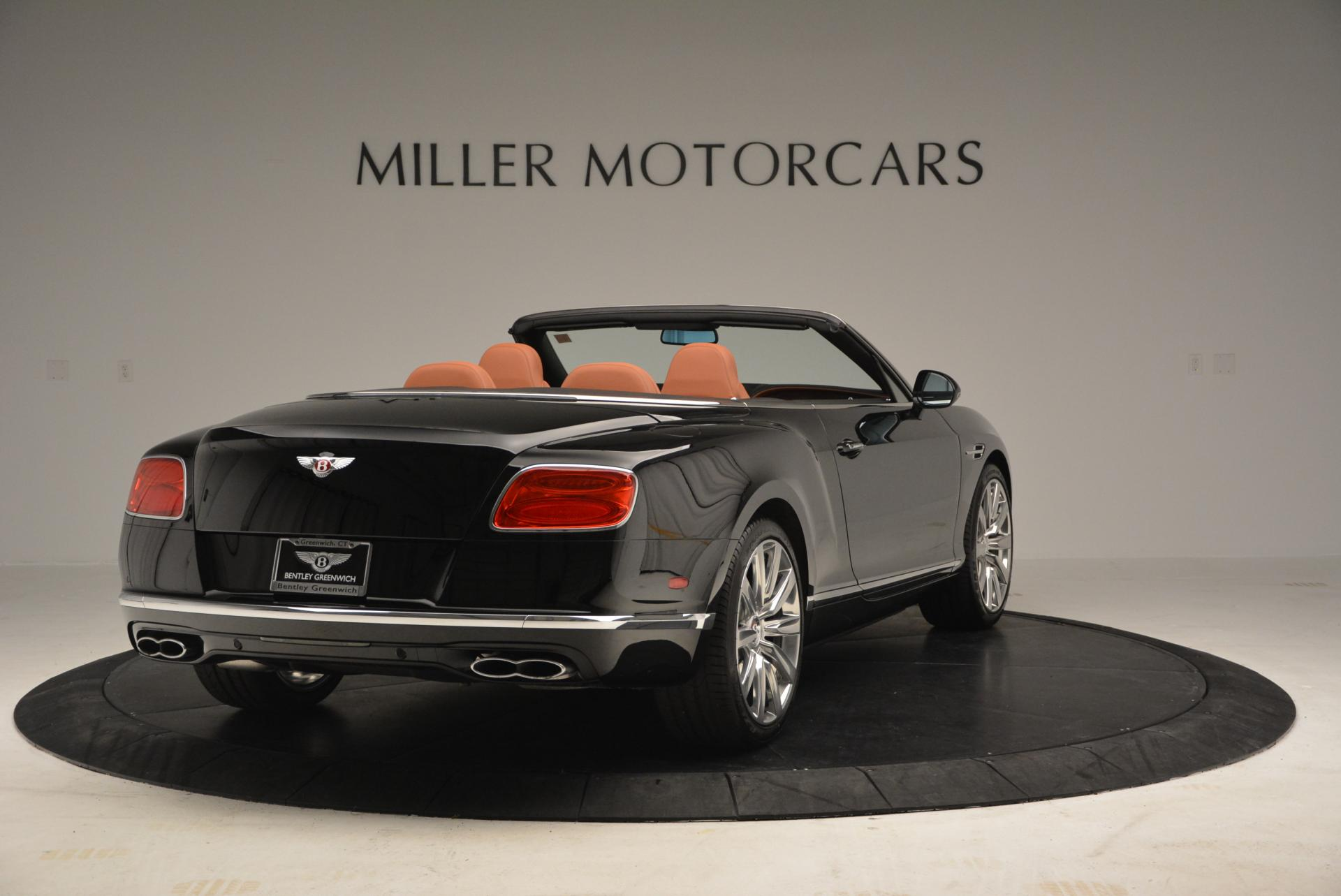 Used 2016 Bentley Continental GT V8 Convertible  For Sale In Greenwich, CT 17_p7