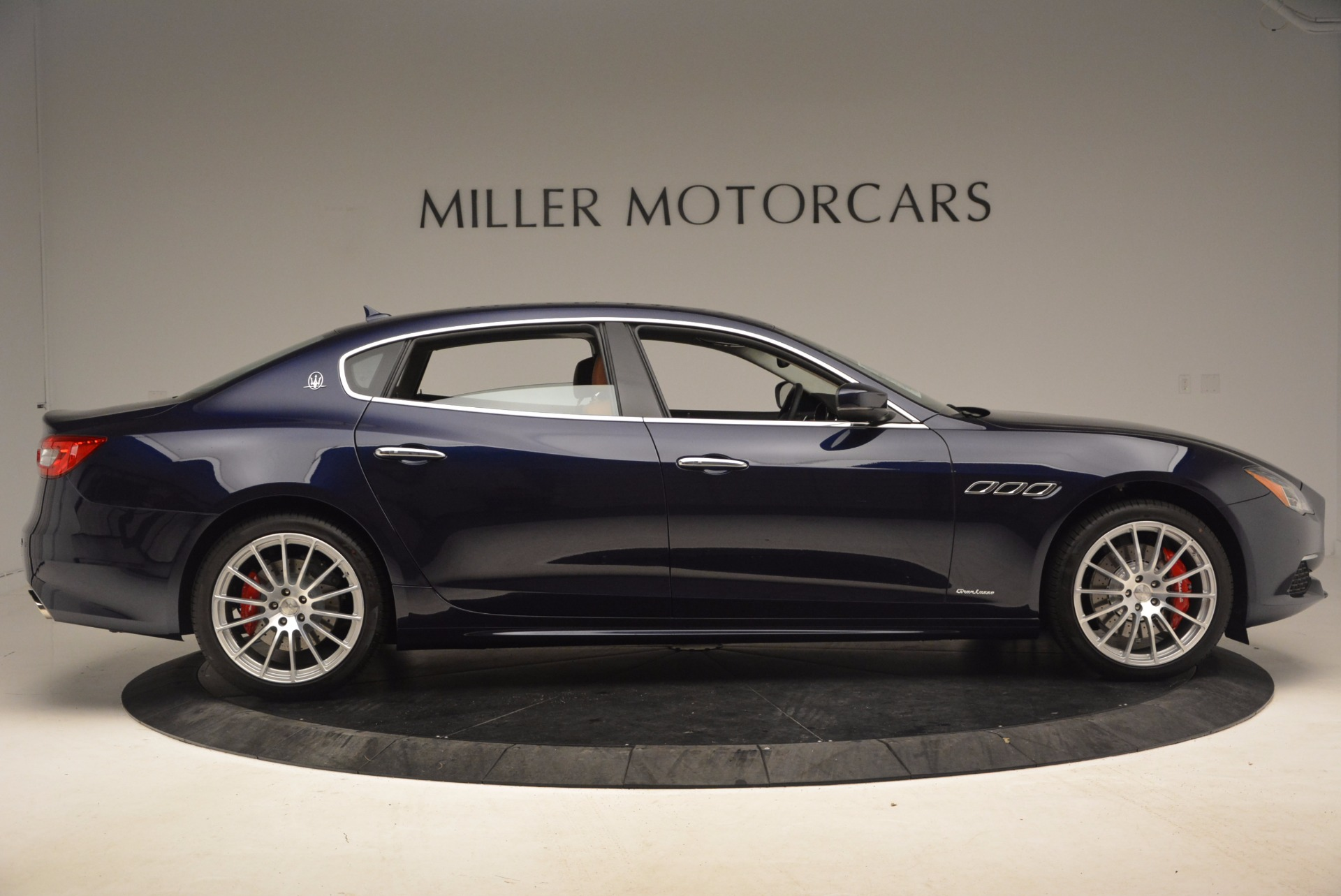 New 2018 Maserati Quattroporte S Q4 GranLusso For Sale In Greenwich, CT 1700_p9