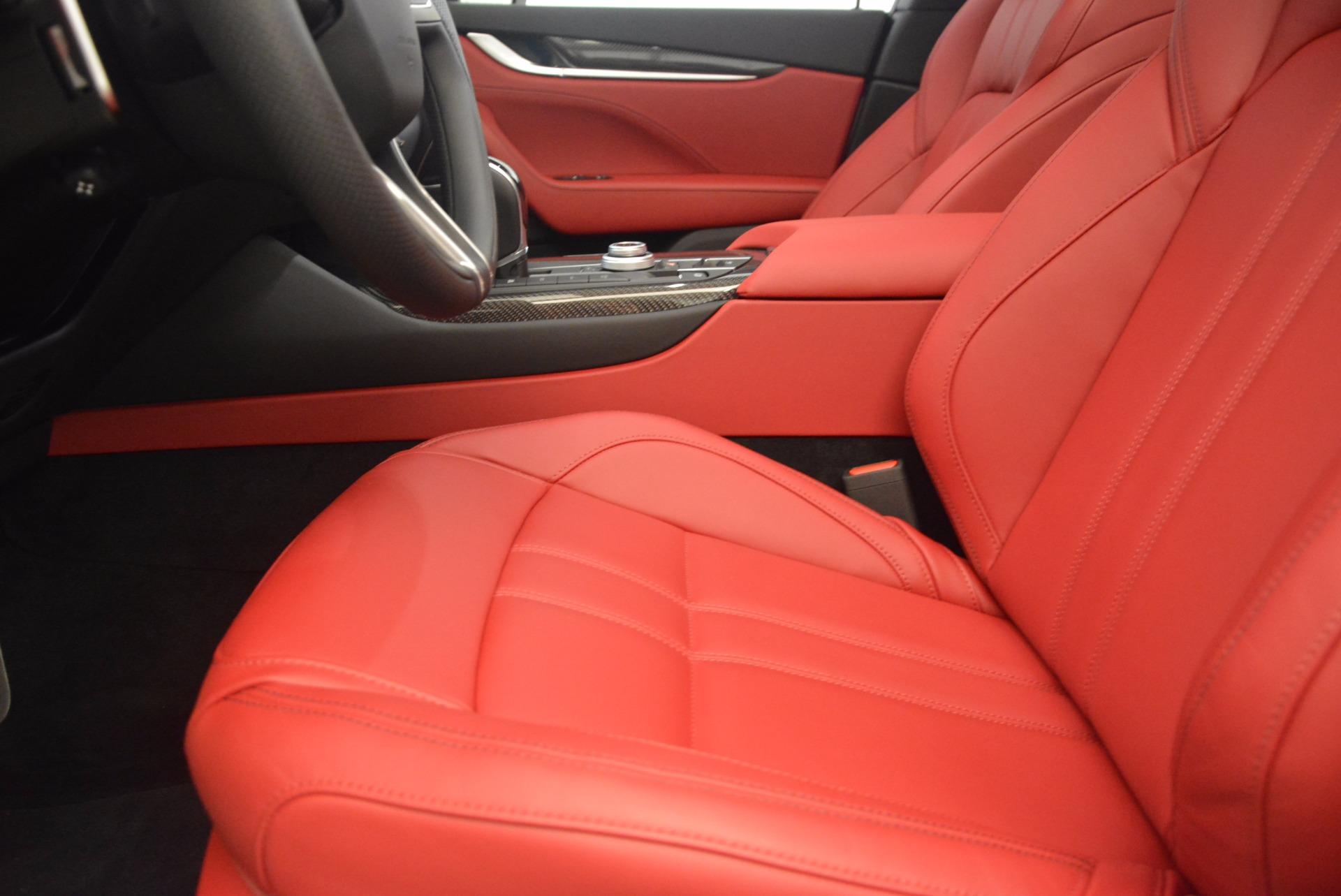 New 2018 Maserati Levante Q4 GranSport For Sale In Greenwich, CT 1701_p14