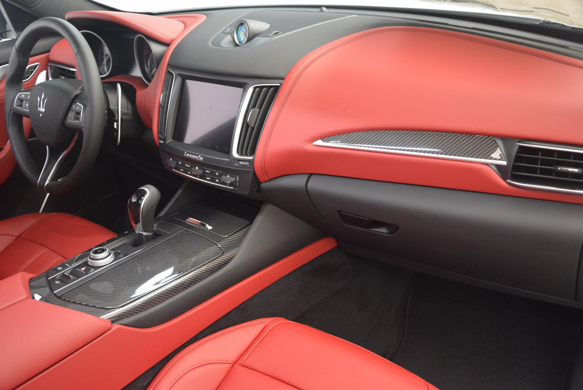 New 2018 Maserati Levante Q4 GranSport For Sale In Greenwich, CT 1701_p15