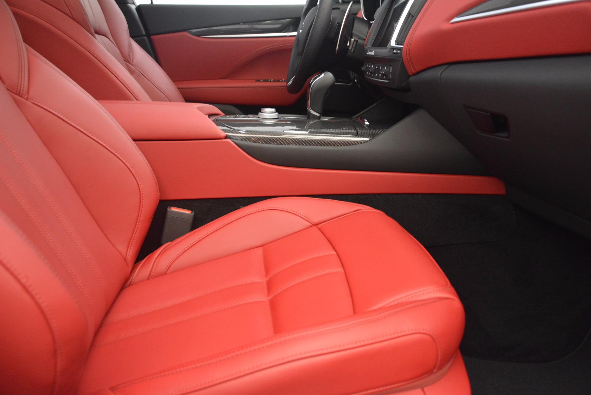 New 2018 Maserati Levante Q4 GranSport For Sale In Greenwich, CT 1701_p16