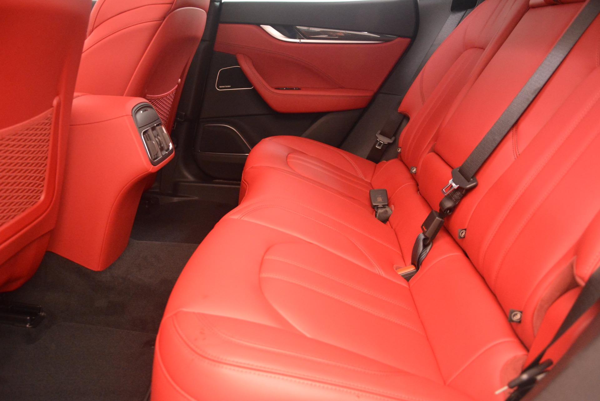 New 2018 Maserati Levante Q4 GranSport For Sale In Greenwich, CT 1701_p21