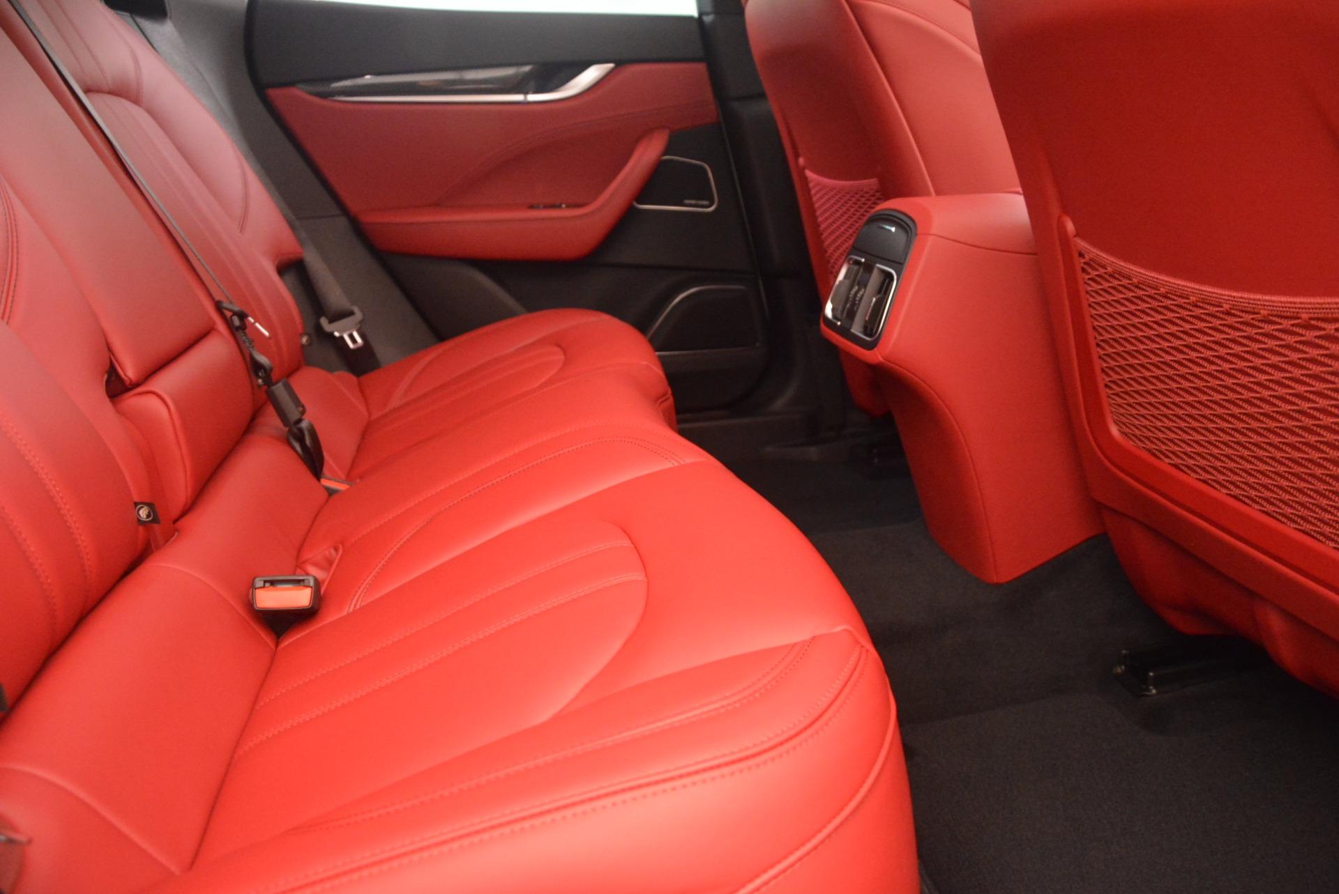 New 2018 Maserati Levante Q4 GranSport For Sale In Greenwich, CT 1701_p25