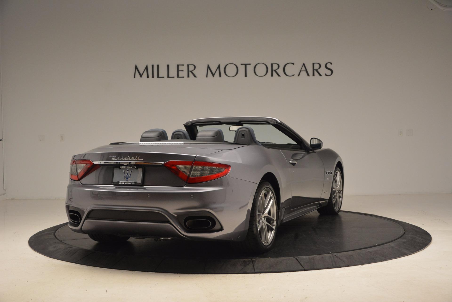 New 2018 Maserati GranTurismo Sport Convertible For Sale In Greenwich, CT 1703_p13