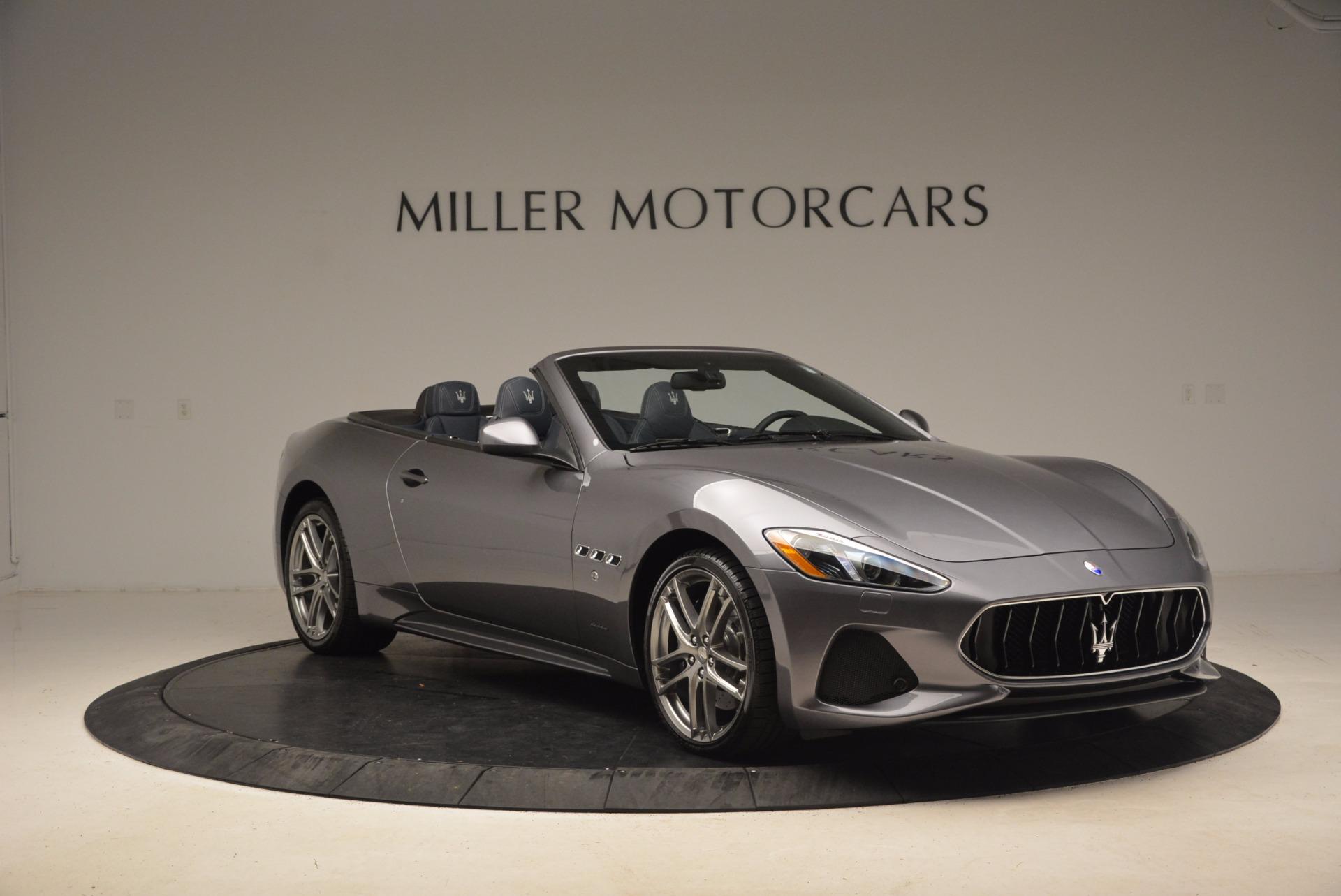 New 2018 Maserati GranTurismo Sport Convertible For Sale In Greenwich, CT 1703_p21