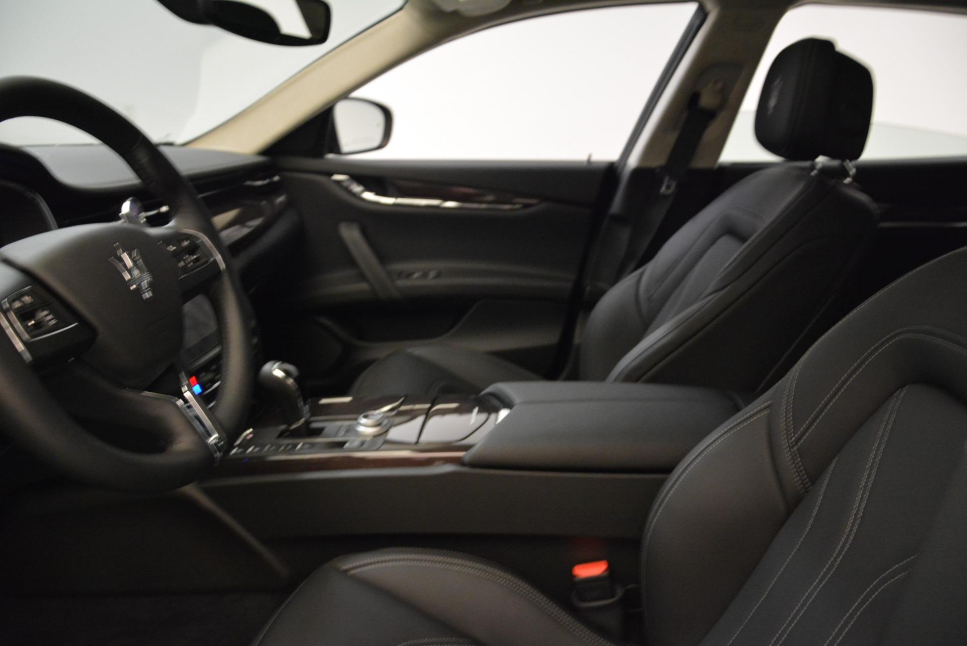 New 2018 Maserati Quattroporte S Q4 GranLusso For Sale In Greenwich, CT 1705_p14