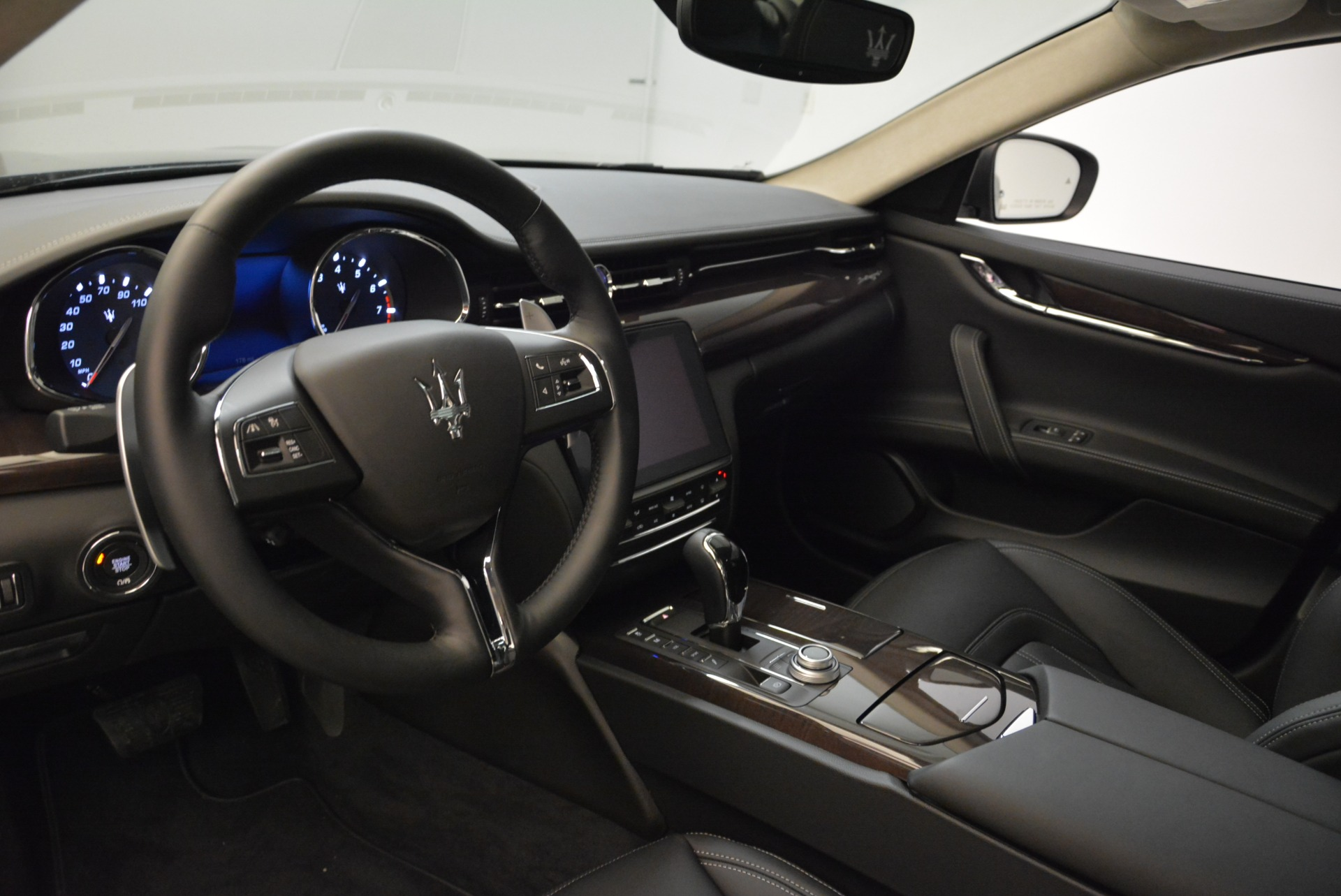 New 2018 Maserati Quattroporte S Q4 GranLusso For Sale In Greenwich, CT 1705_p15