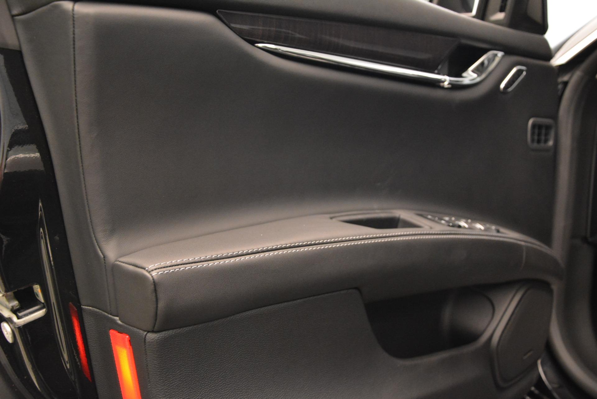 New 2018 Maserati Quattroporte S Q4 GranLusso For Sale In Greenwich, CT 1705_p17