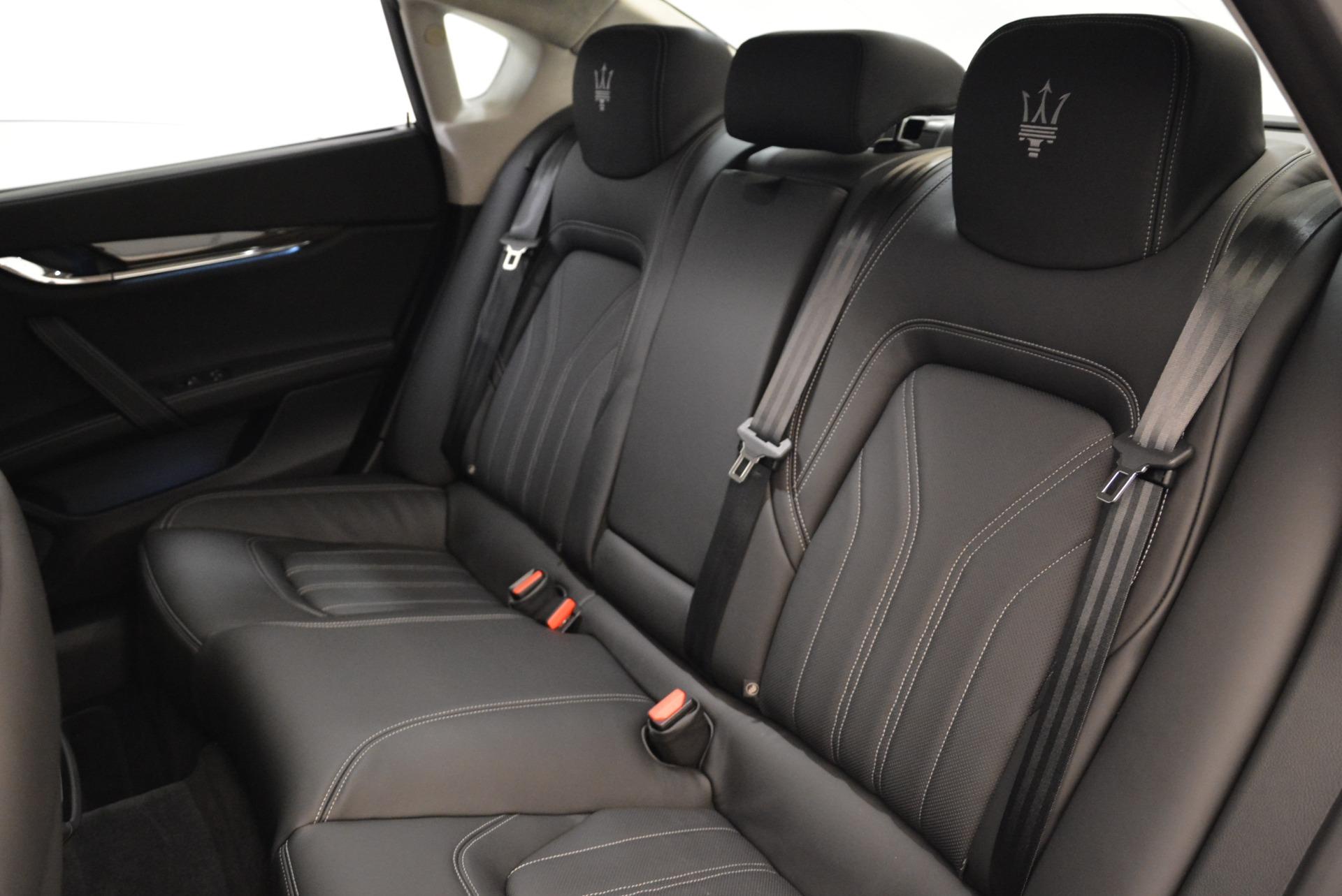 New 2018 Maserati Quattroporte S Q4 GranLusso For Sale In Greenwich, CT 1705_p18