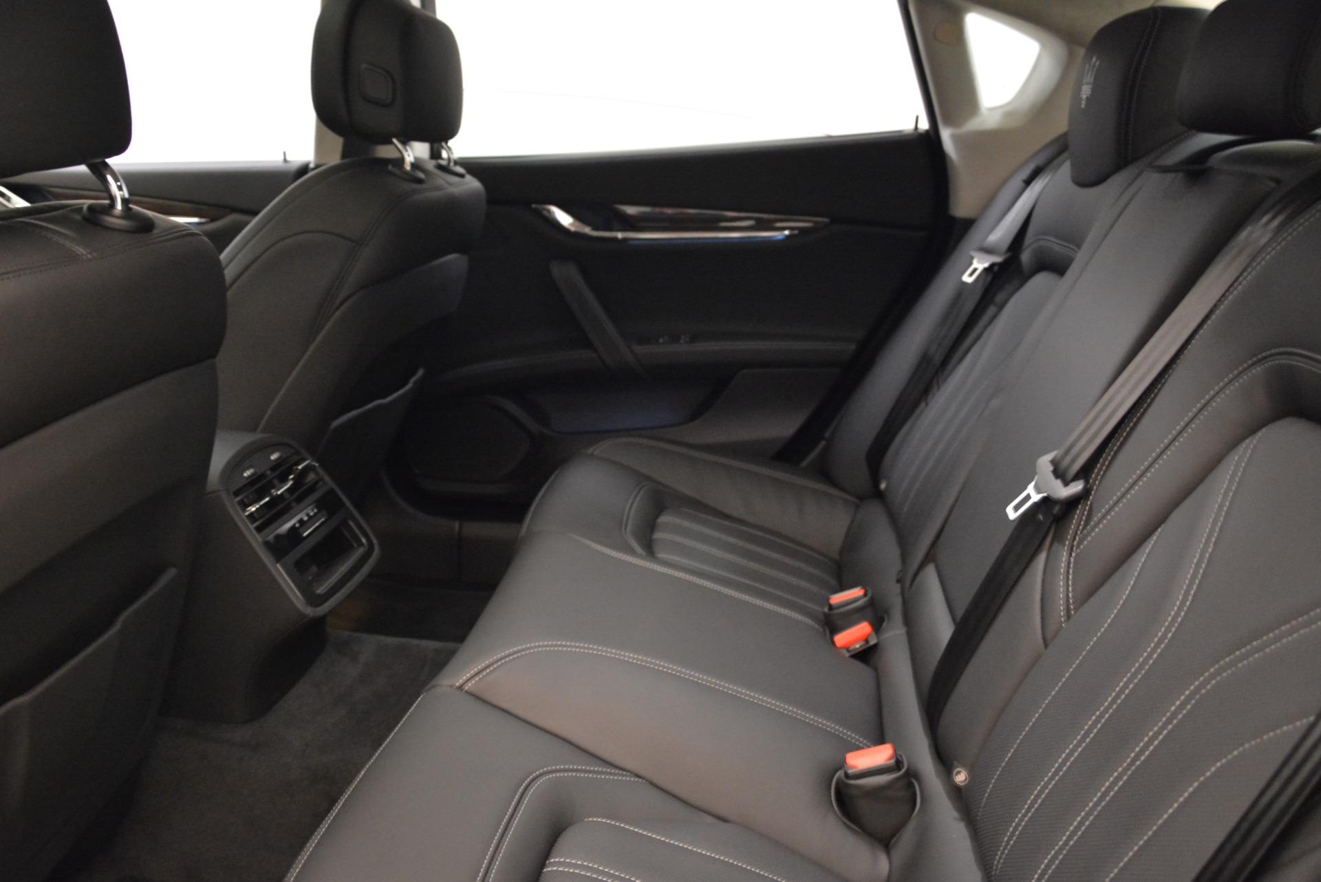New 2018 Maserati Quattroporte S Q4 GranLusso For Sale In Greenwich, CT 1705_p19