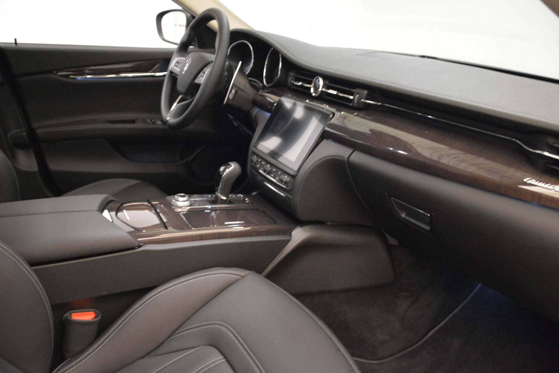 New 2018 Maserati Quattroporte S Q4 GranLusso For Sale In Greenwich, CT 1705_p23