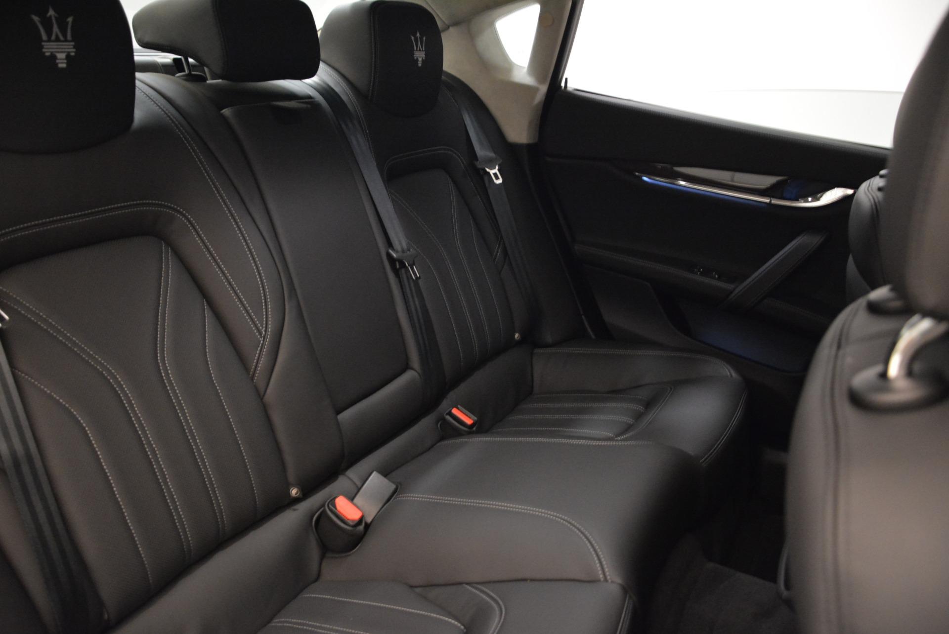 New 2018 Maserati Quattroporte S Q4 GranLusso For Sale In Greenwich, CT 1705_p24