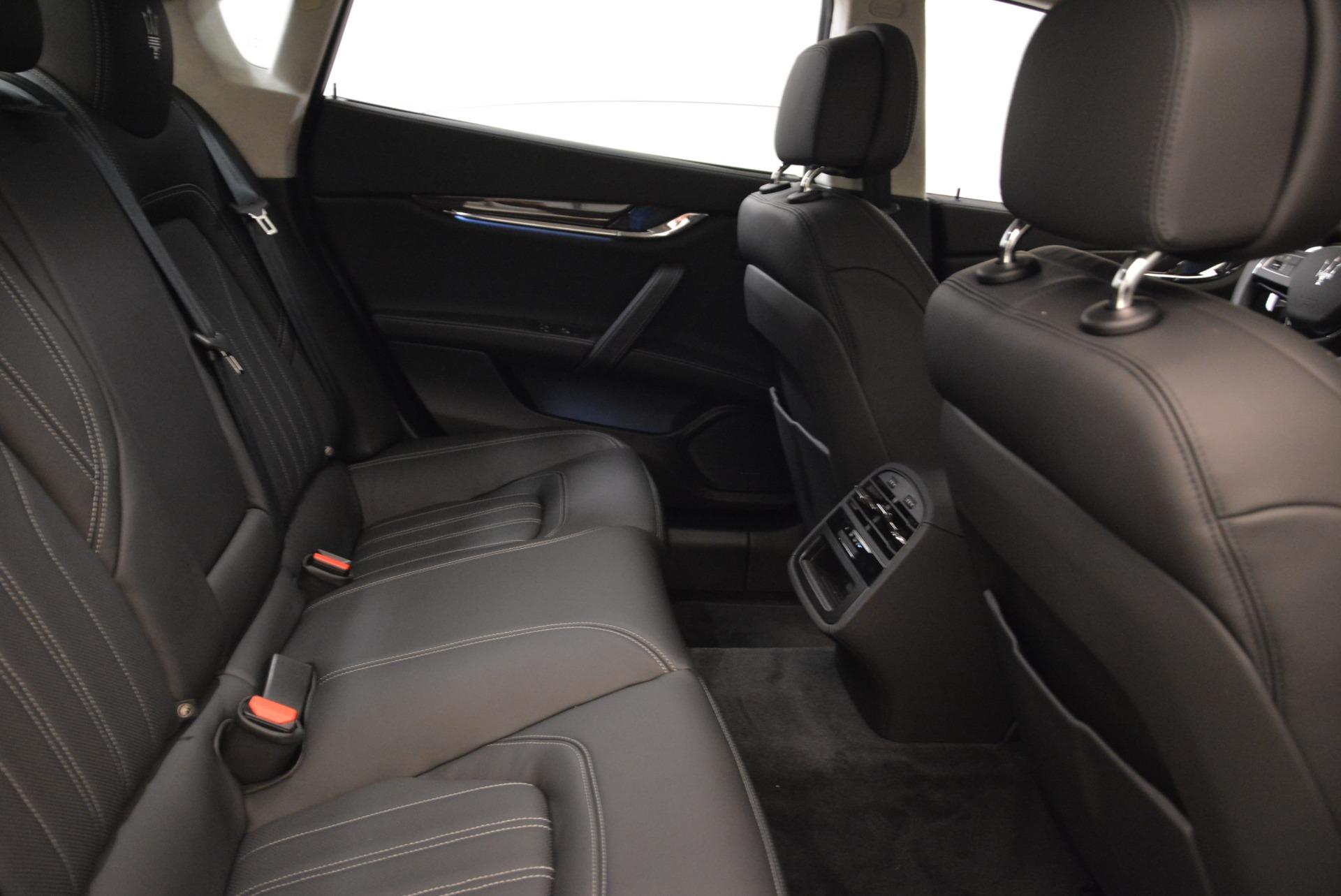 New 2018 Maserati Quattroporte S Q4 GranLusso For Sale In Greenwich, CT 1705_p25