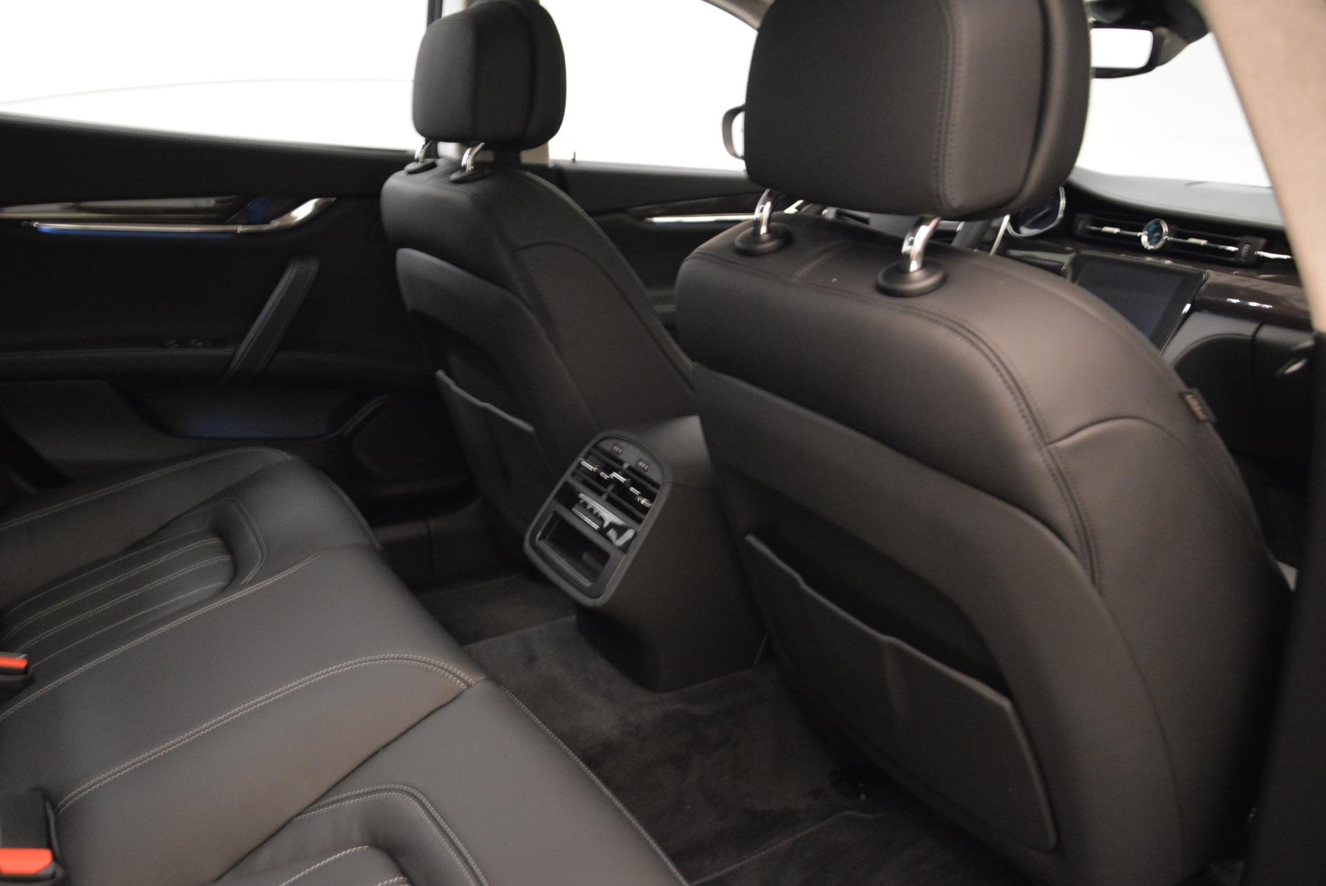 New 2018 Maserati Quattroporte S Q4 GranLusso For Sale In Greenwich, CT 1705_p26