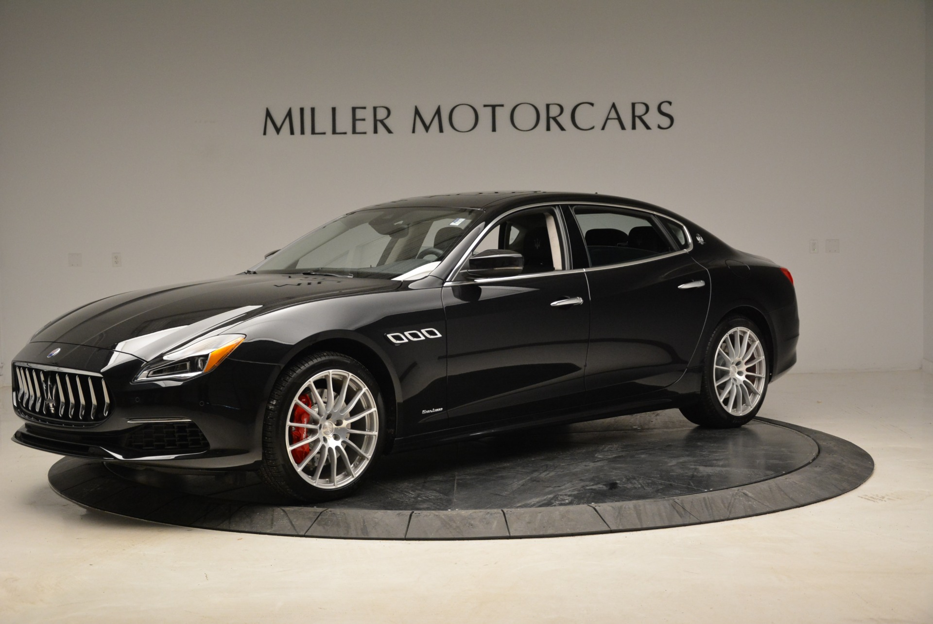 New 2018 Maserati Quattroporte S Q4 GranLusso For Sale In Greenwich, CT 1705_p2