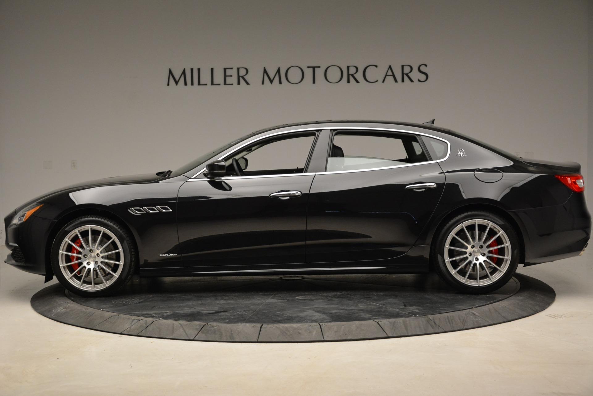New 2018 Maserati Quattroporte S Q4 GranLusso For Sale In Greenwich, CT 1705_p3