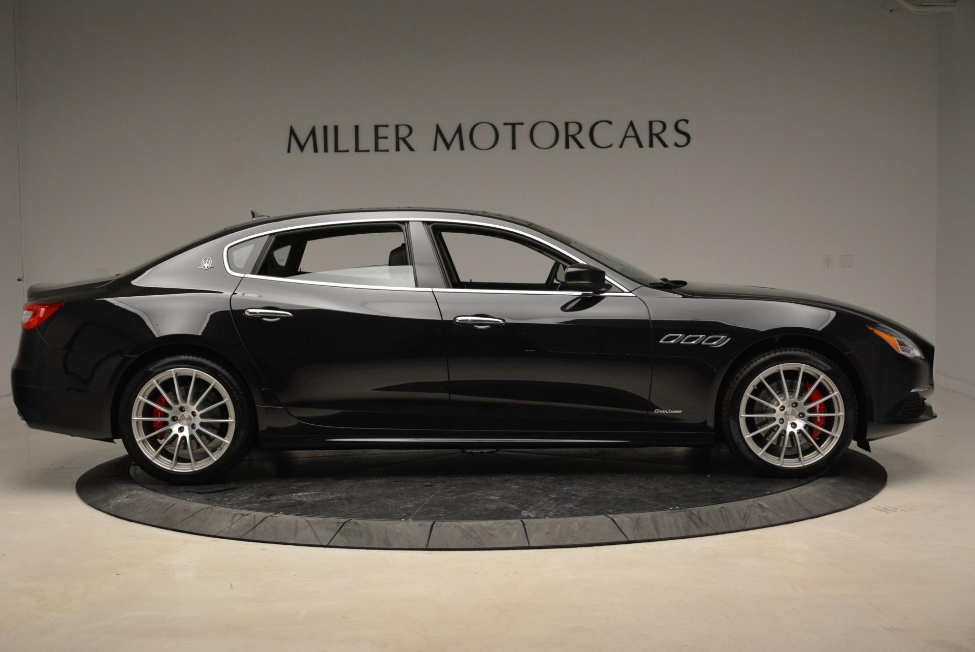 New 2018 Maserati Quattroporte S Q4 GranLusso For Sale In Greenwich, CT 1705_p9