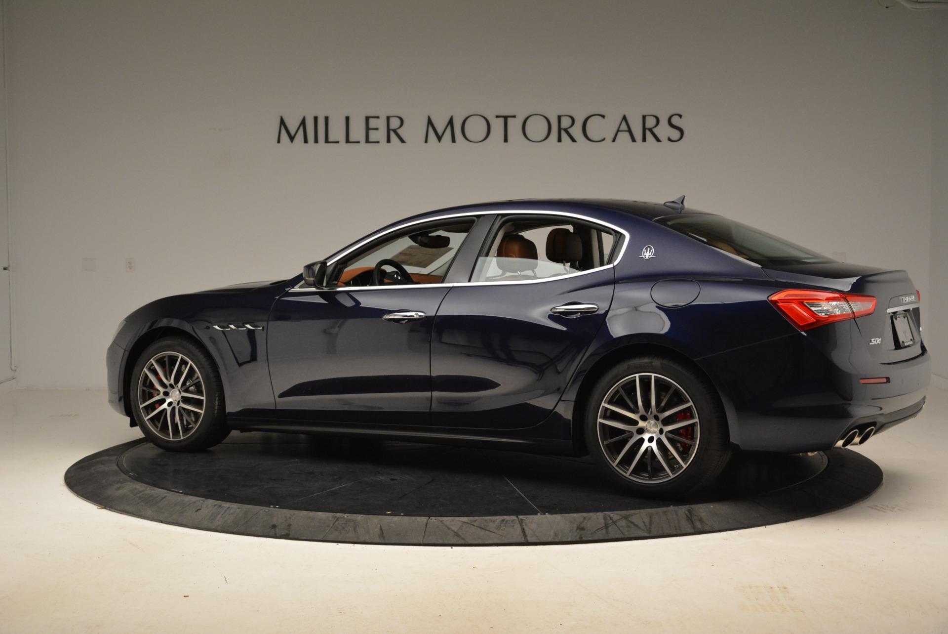 New 2018 Maserati Ghibli S Q4 For Sale In Greenwich, CT 1706_p4