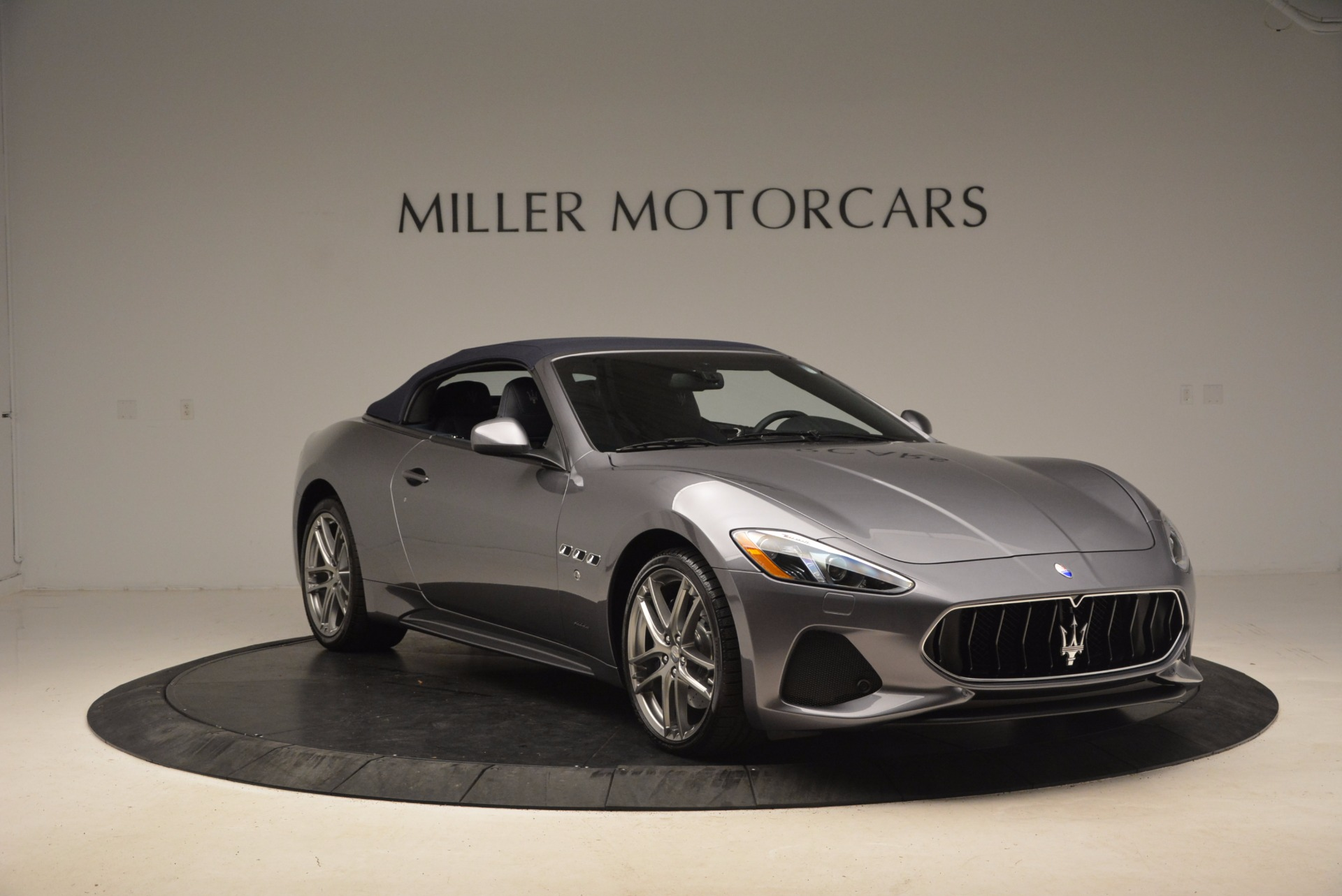 New 2018 Maserati GranTurismo Sport For Sale In Greenwich, CT 1707_p11