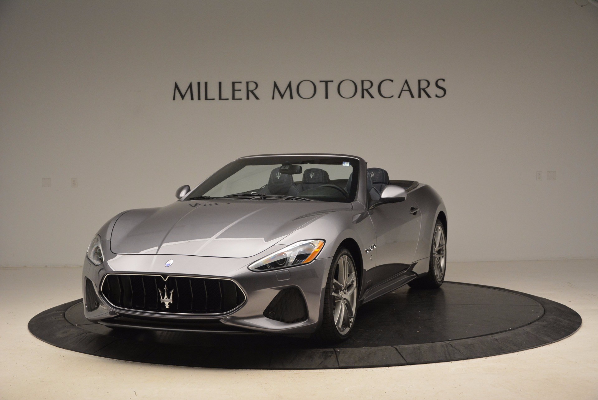 New 2018 Maserati GranTurismo Sport For Sale In Greenwich, CT 1707_p13