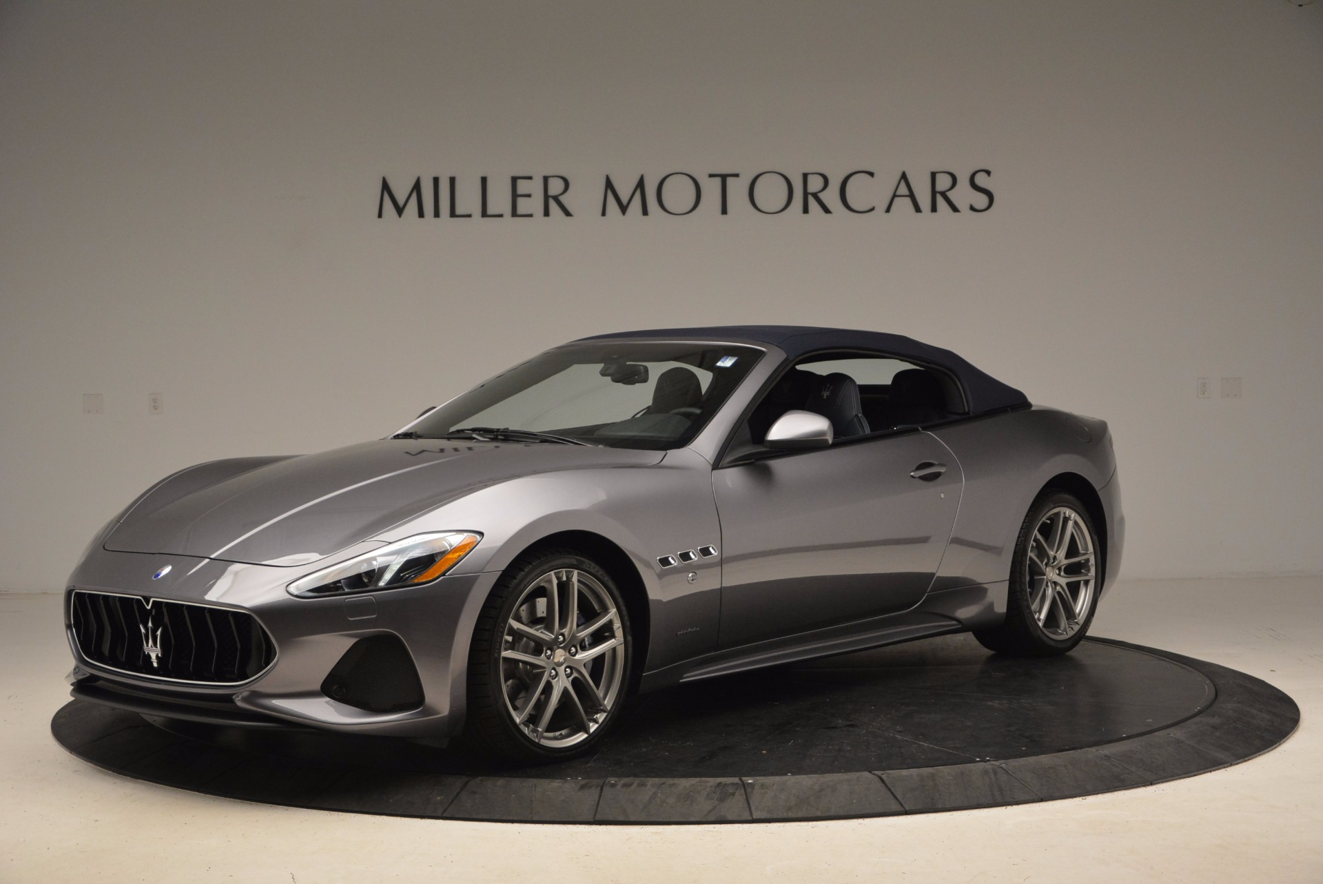 New 2018 Maserati GranTurismo Sport For Sale In Greenwich, CT 1707_p2