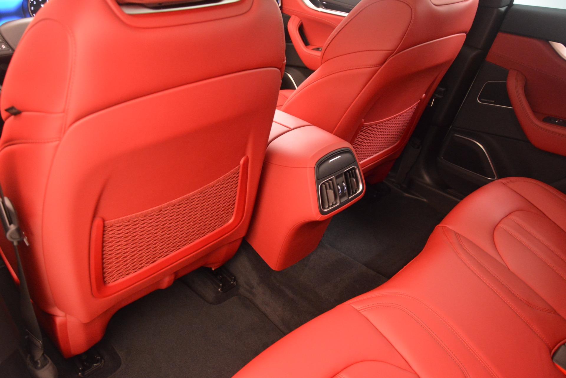 New 2018 Maserati Levante Q4 GranLusso For Sale In Greenwich, CT 1708_p16