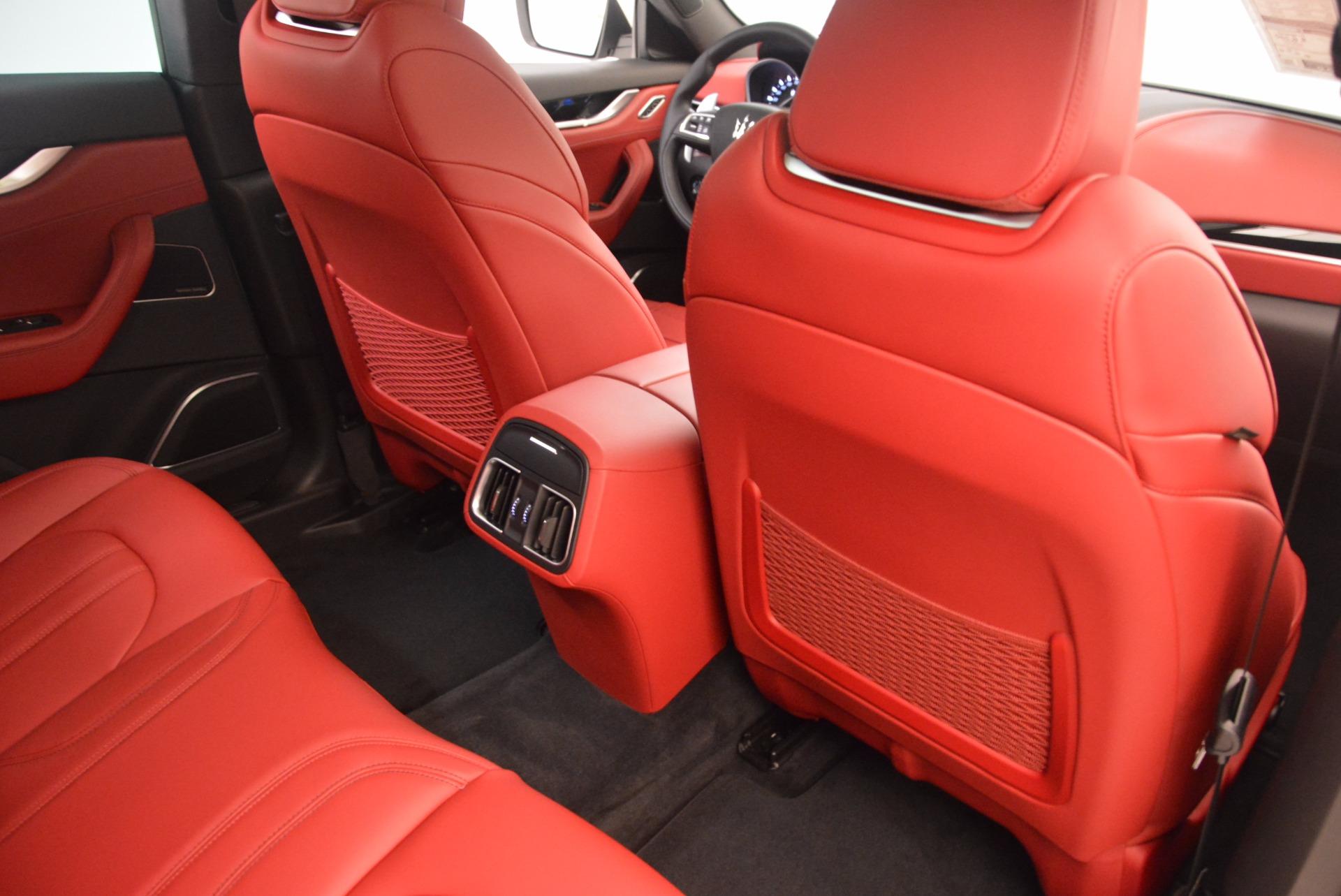 New 2018 Maserati Levante Q4 GranLusso For Sale In Greenwich, CT 1708_p22