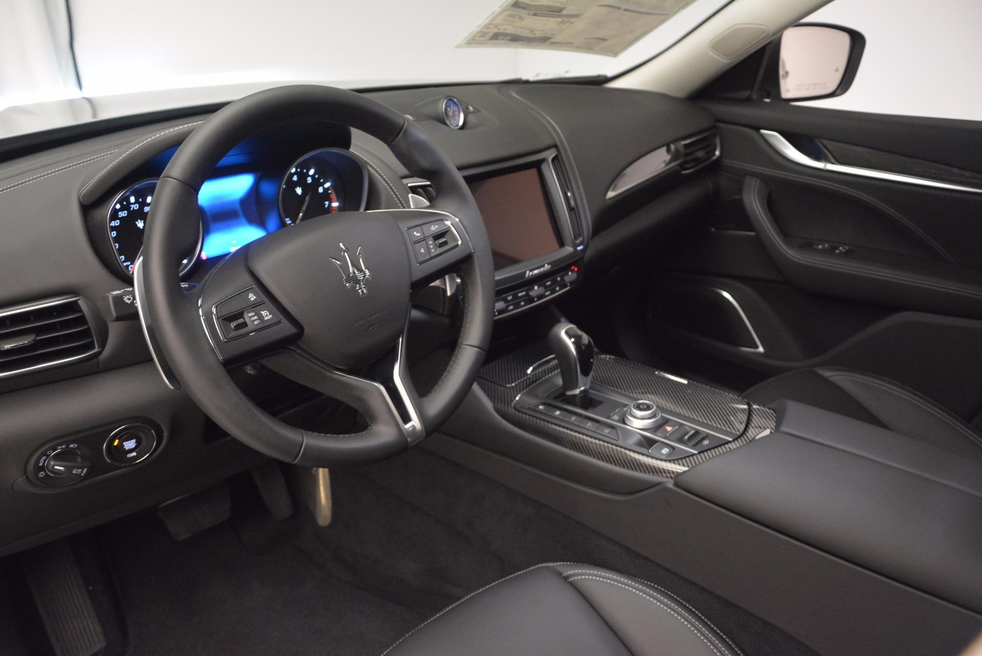 New 2018 Maserati Levante Q4 GranLusso For Sale In Greenwich, CT 1709_p13