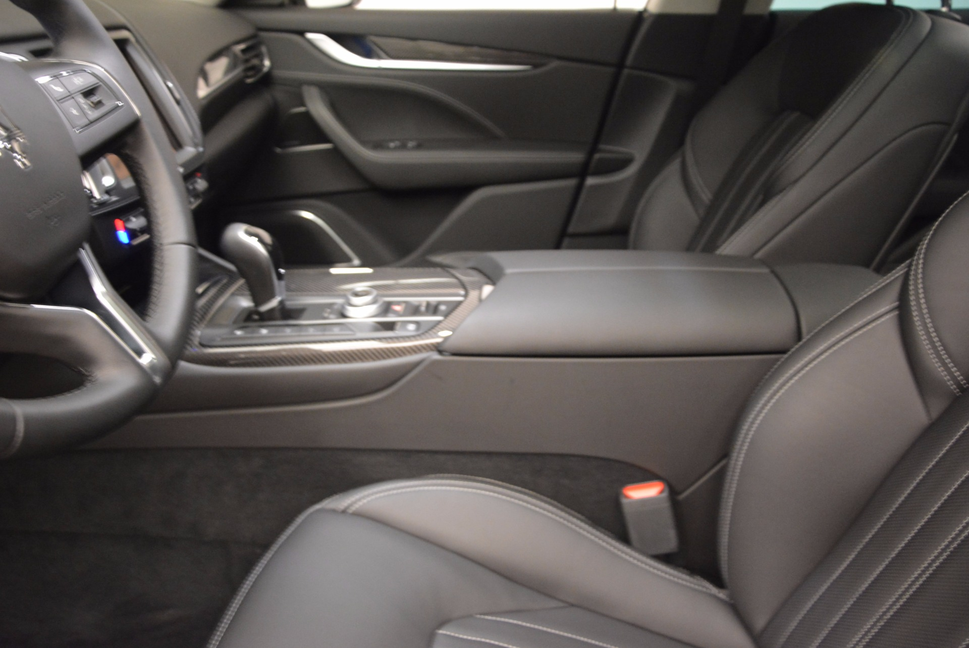 New 2018 Maserati Levante Q4 GranLusso For Sale In Greenwich, CT 1709_p14