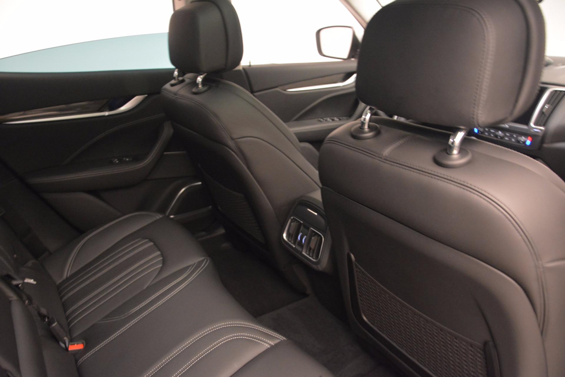 New 2018 Maserati Levante Q4 GranLusso For Sale In Greenwich, CT 1709_p23