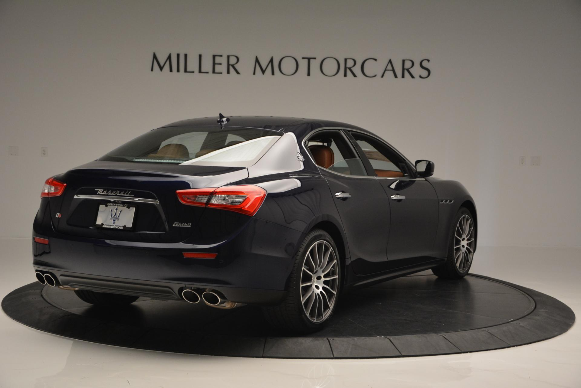 New 2016 Maserati Ghibli S Q4 For Sale In Greenwich, CT 171_p7