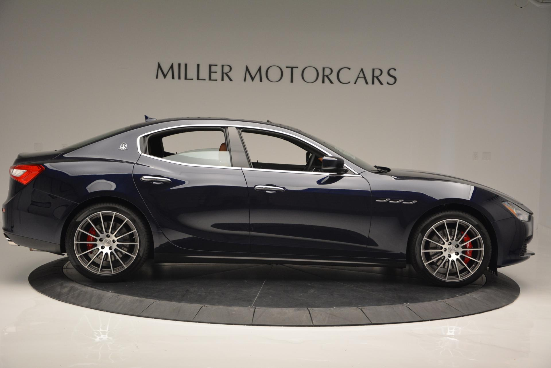 New 2016 Maserati Ghibli S Q4 For Sale In Greenwich, CT 171_p9